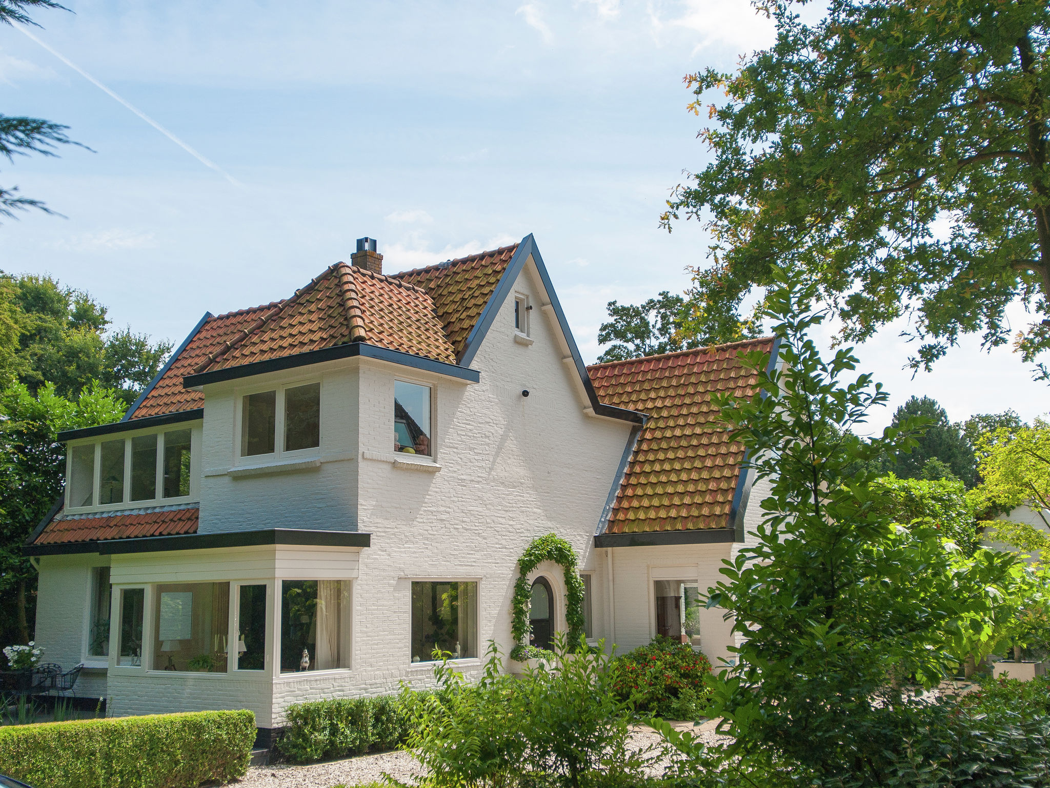 Holland | North Sea Coast North | Holiday home Bergense Rust | all year | ExteriorSummer