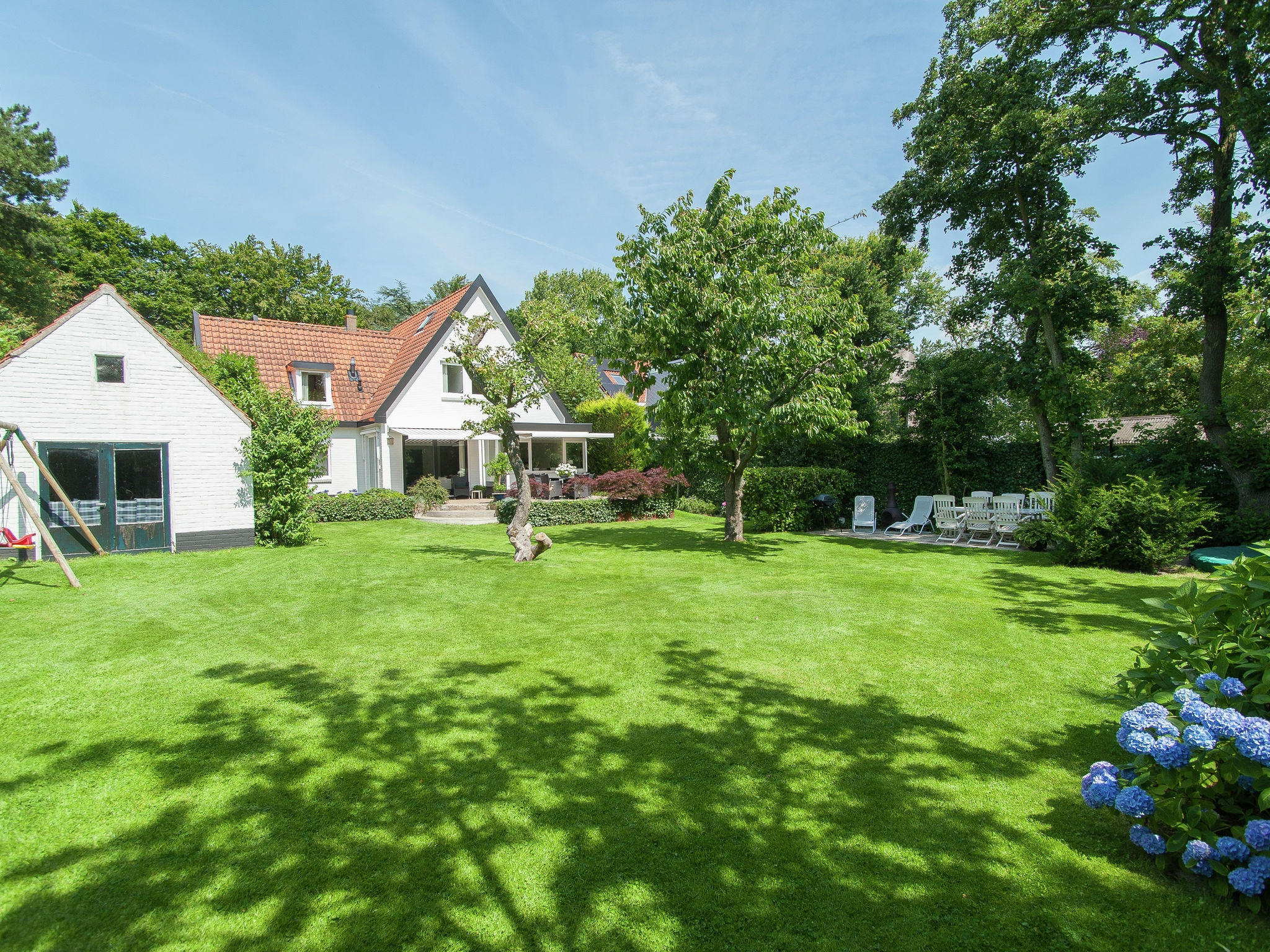 Holland | North Sea Coast North | Holiday home Bergense Rust | all year | GardenSummer
