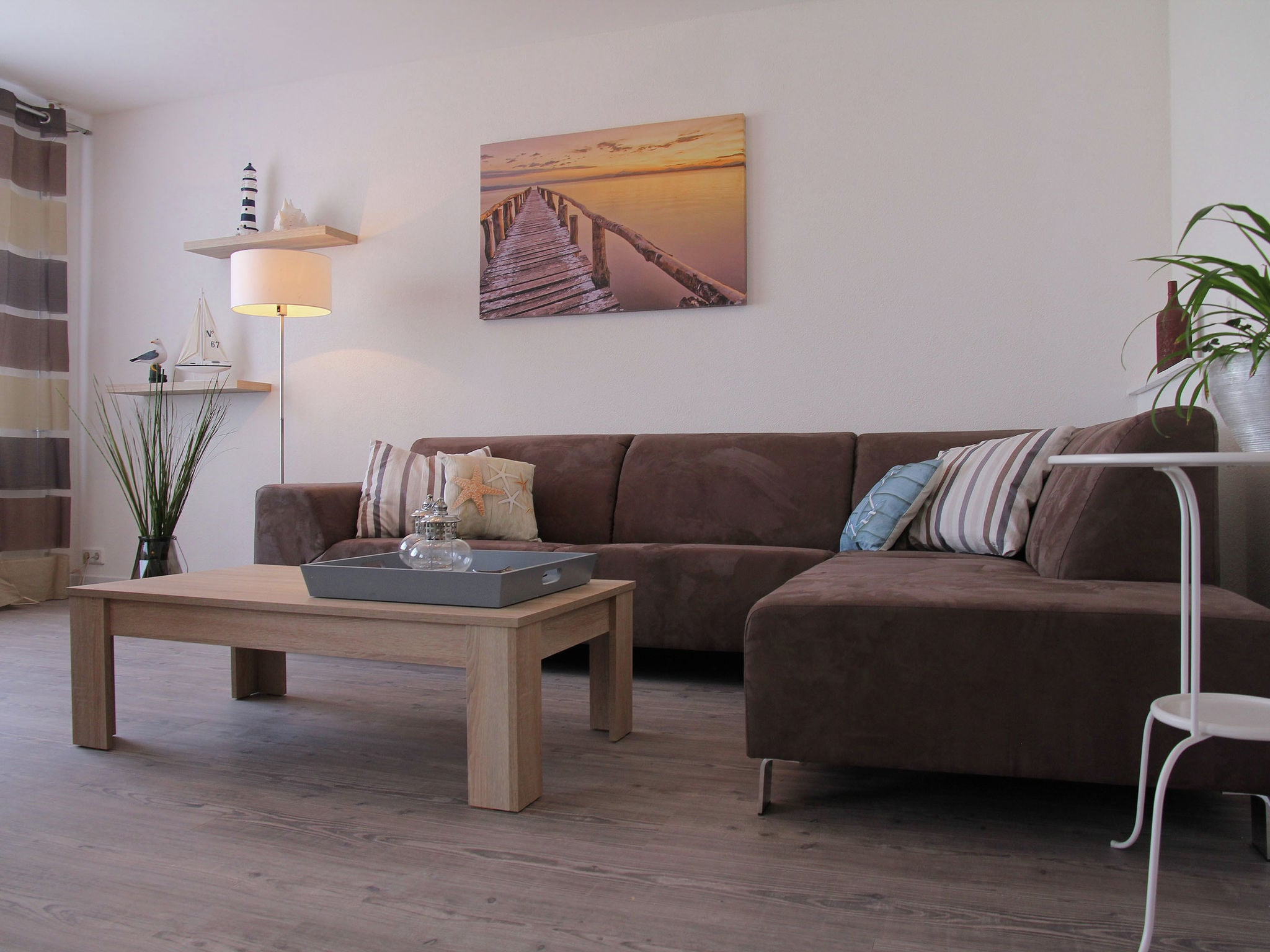 Holland | North Sea Coast North | Holiday home Near the Sea II | all year | LivingRoom