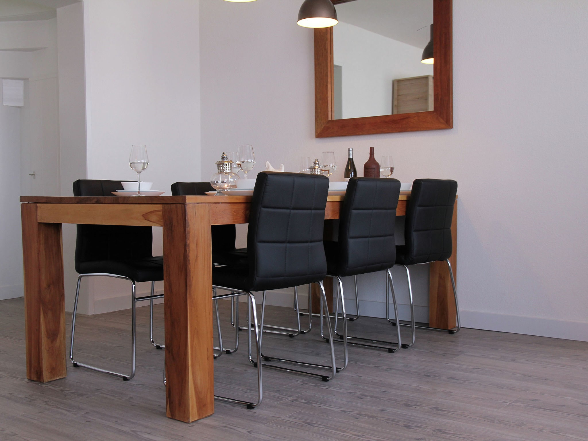 Holland | North Sea Coast North | Holiday home Near the Sea II | all year | DiningRoom