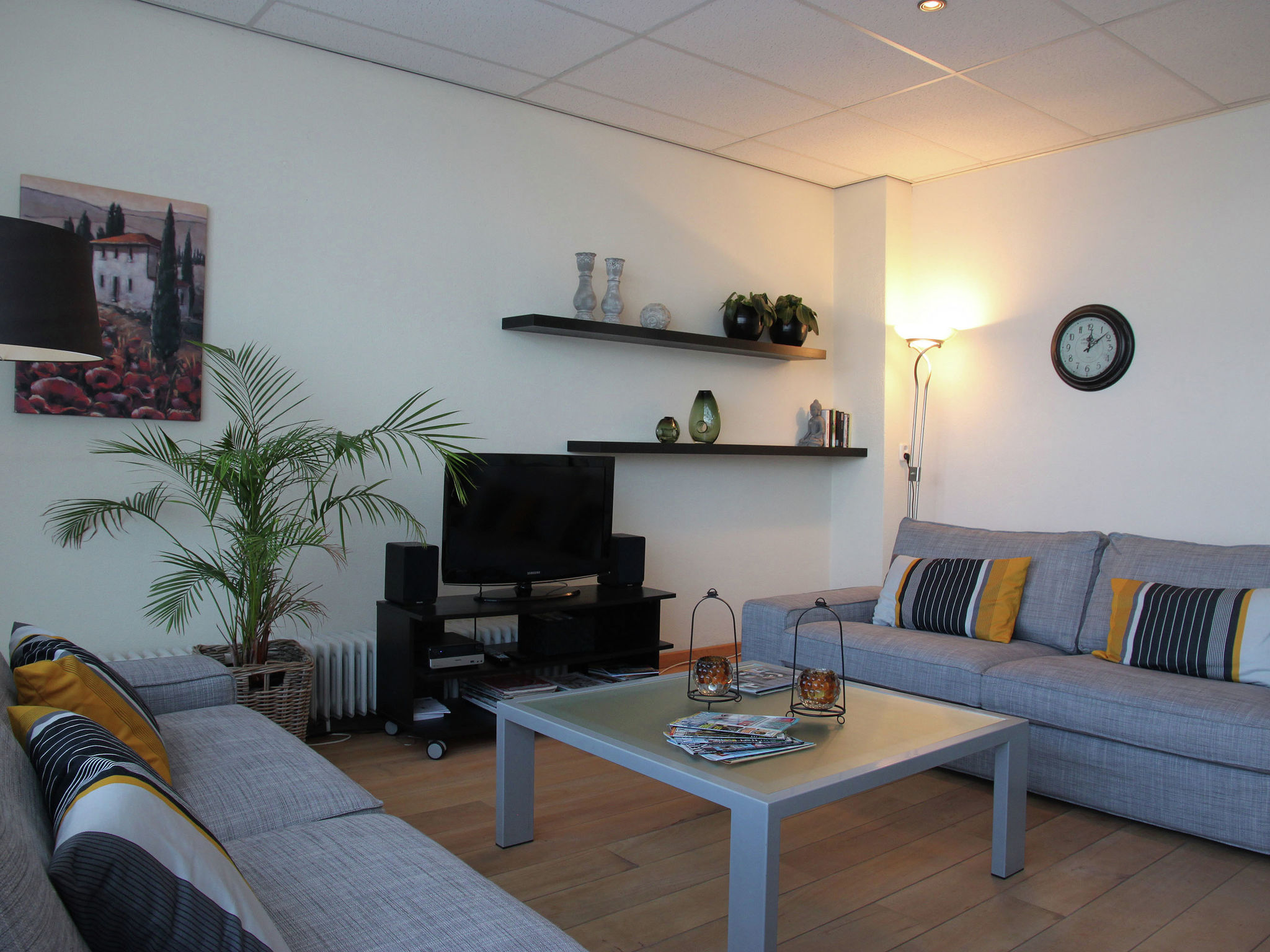 Holland | North Sea Coast North | Holiday home Familyhouse Near the Sea | all year | LivingRoom