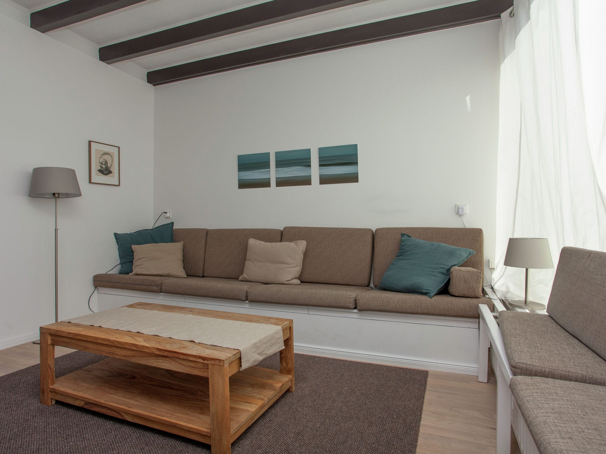 Holland | North Sea Coast South | Holiday home Zeelicht | all year | LivingRoom