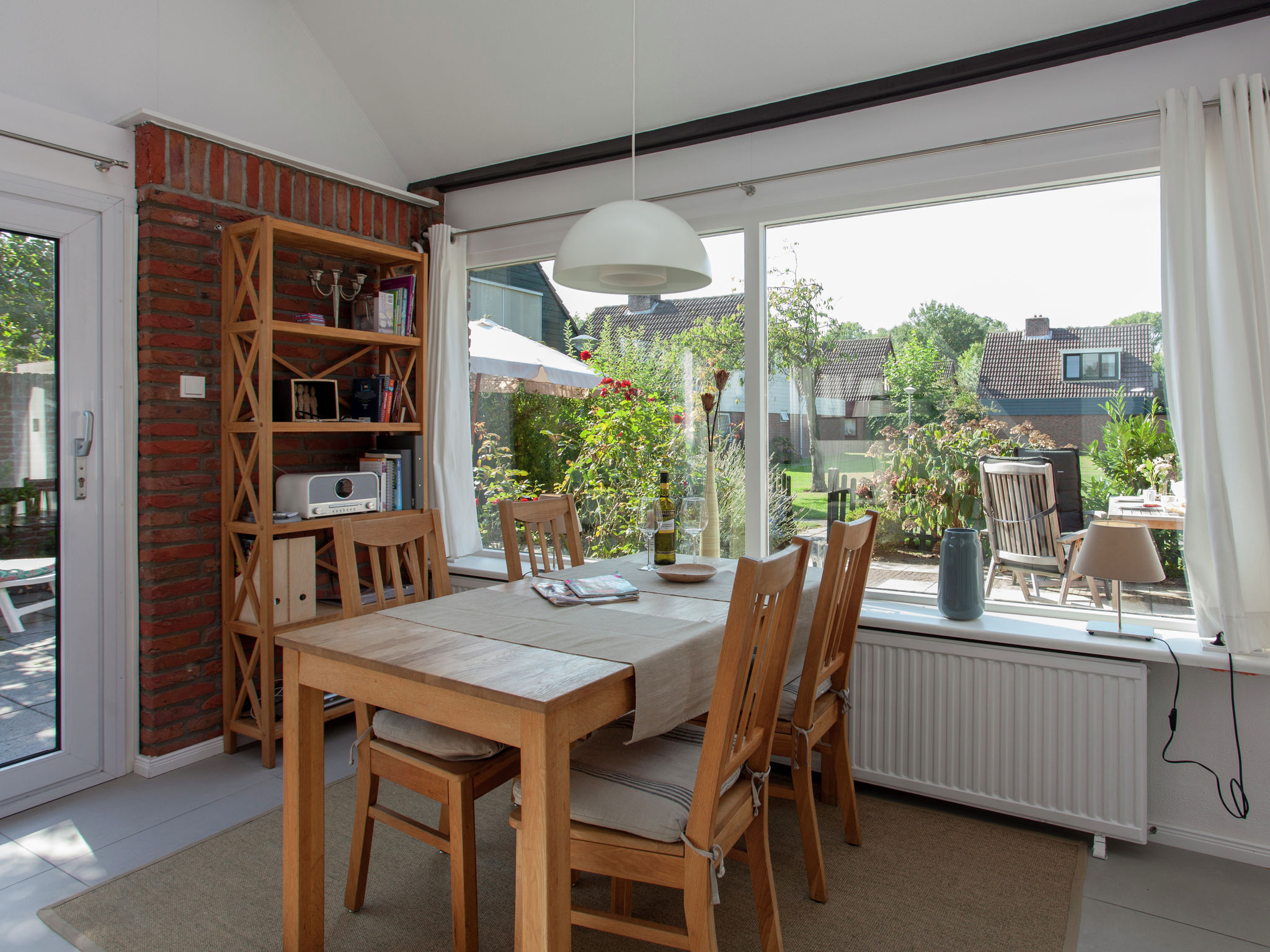 Holland | North Sea Coast South | Holiday home Zeelicht | all year | DiningRoom
