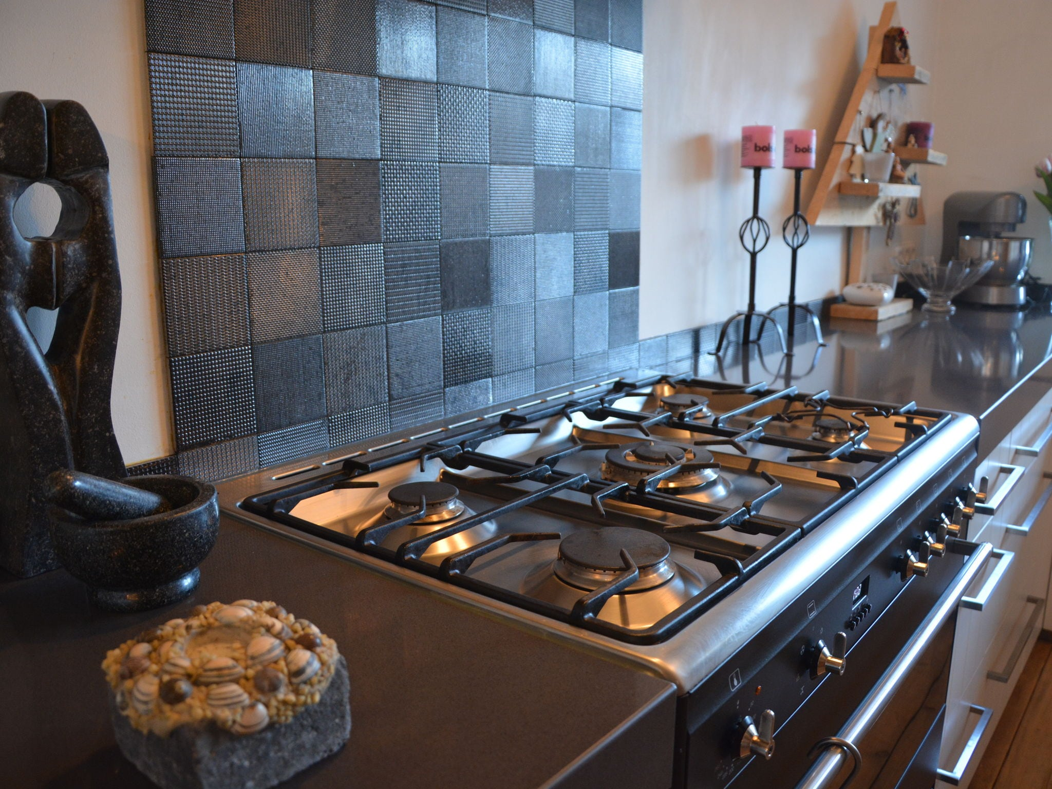 Holland | North Sea Coast South | Holiday home De Duintuin | Holidays | Kitchen