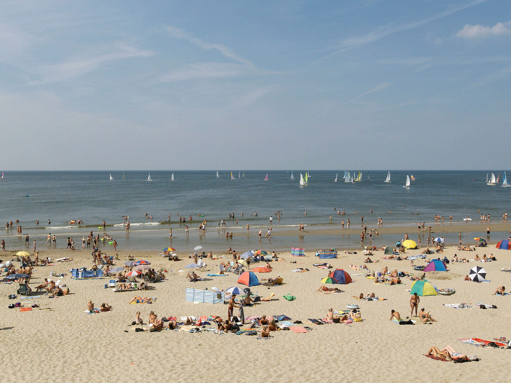 Holland | North Sea Coast South | Holiday home Buiten Schot | all year | AreaSummer5KM