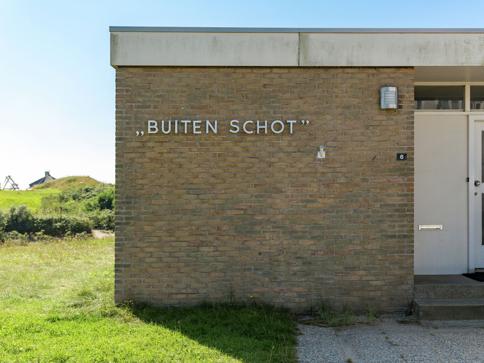 Holland | North Sea Coast South | Holiday home Buiten Schot | all year | ExteriorSummer