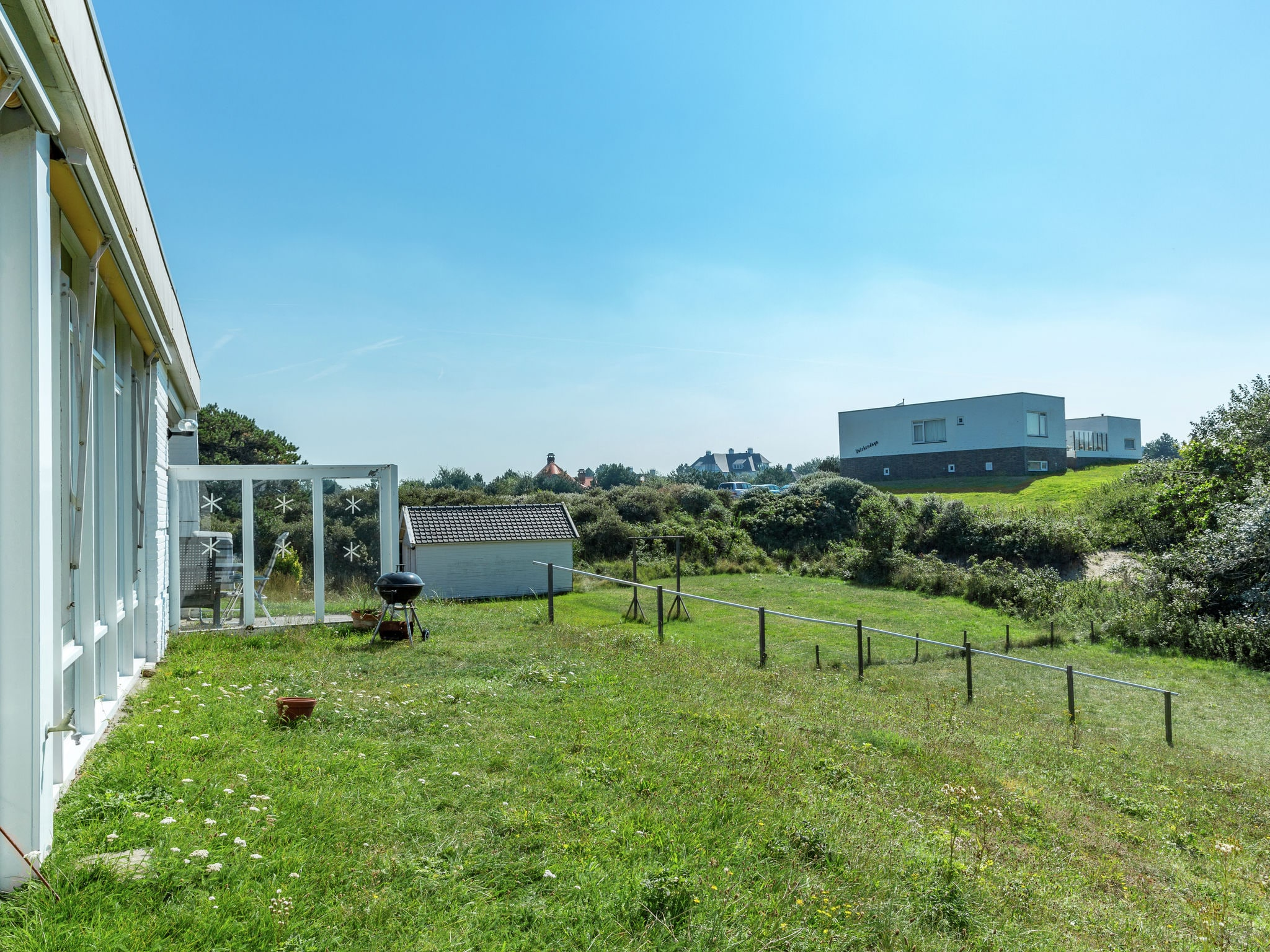 Holland | North Sea Coast South | Holiday home Buiten Schot | all year | GardenSummer