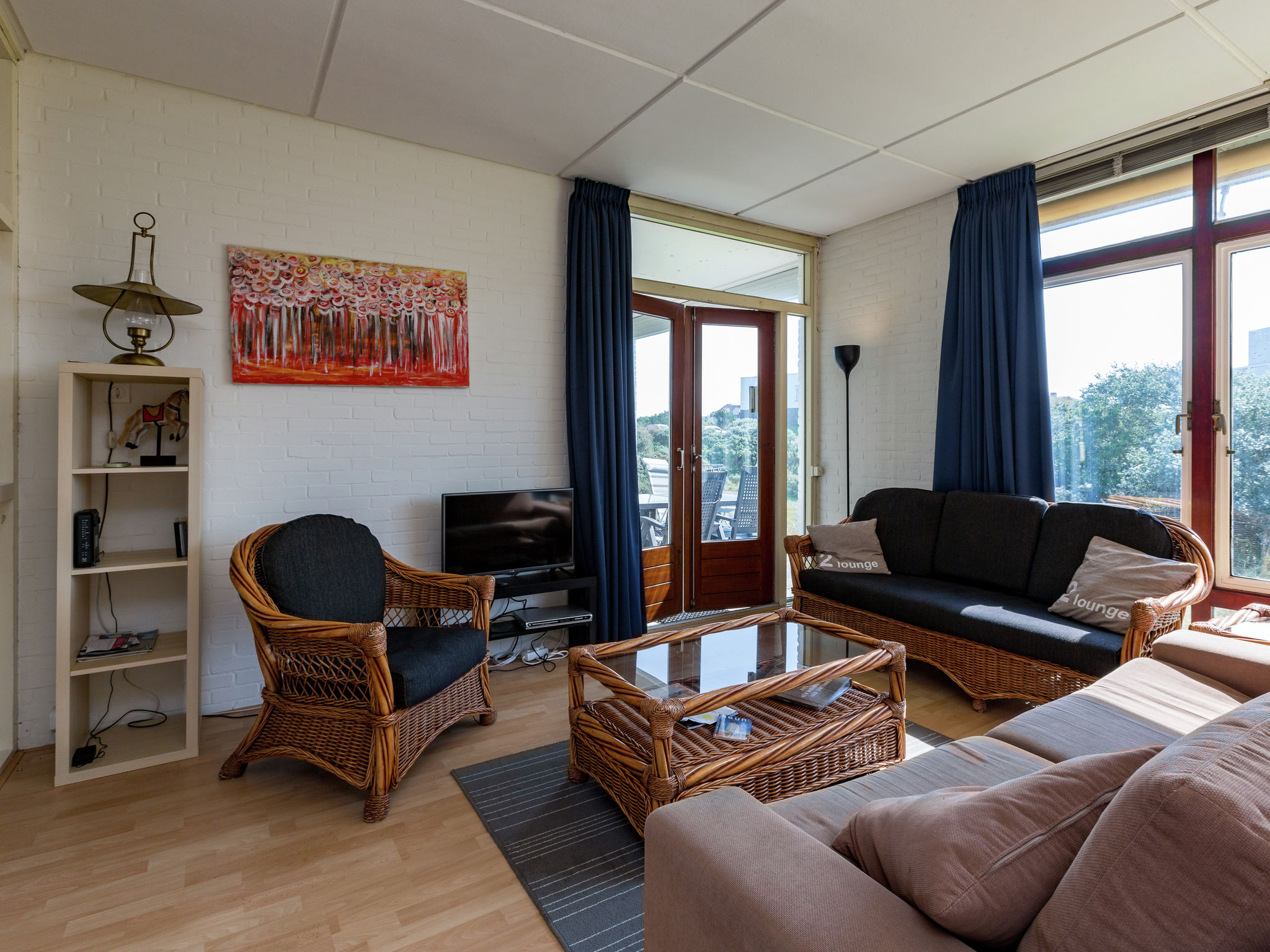 Holland | North Sea Coast South | Holiday home Buiten Schot | all year | LivingRoom
