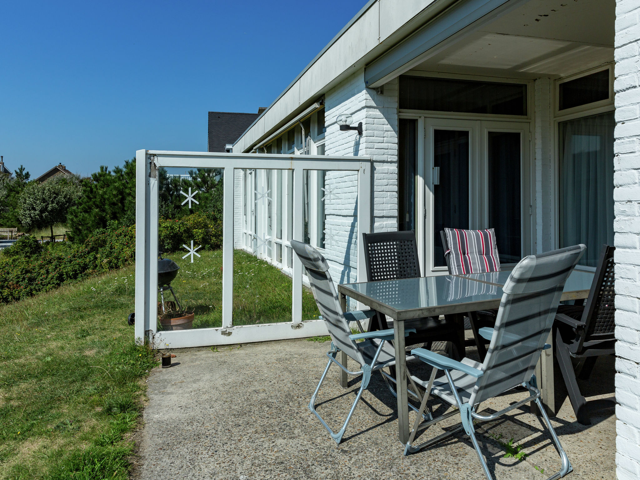 Holland | North Sea Coast South | Holiday home Buiten Schot | all year | TerraceBalcony