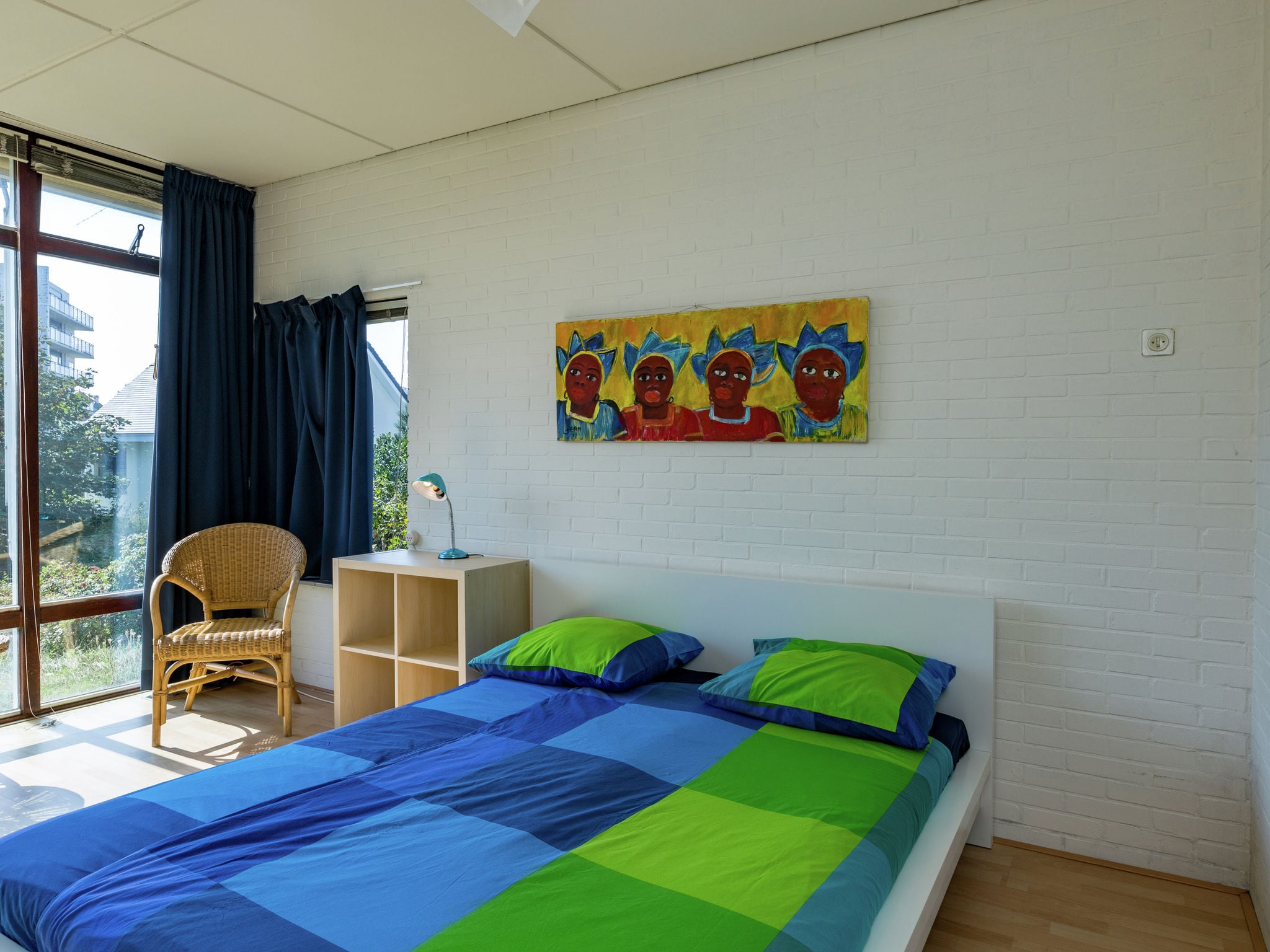 Holland | North Sea Coast South | Holiday home Buiten Schot | all year | BedRoom