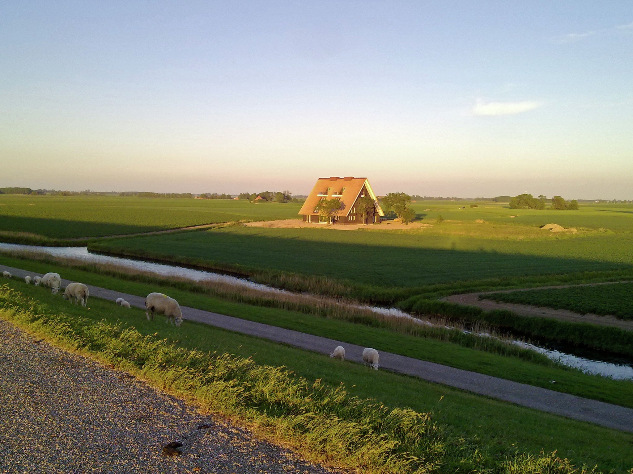 Holland | Friesland | Holiday home Landhuis Wad Anders | all year | AreaSummer1KM