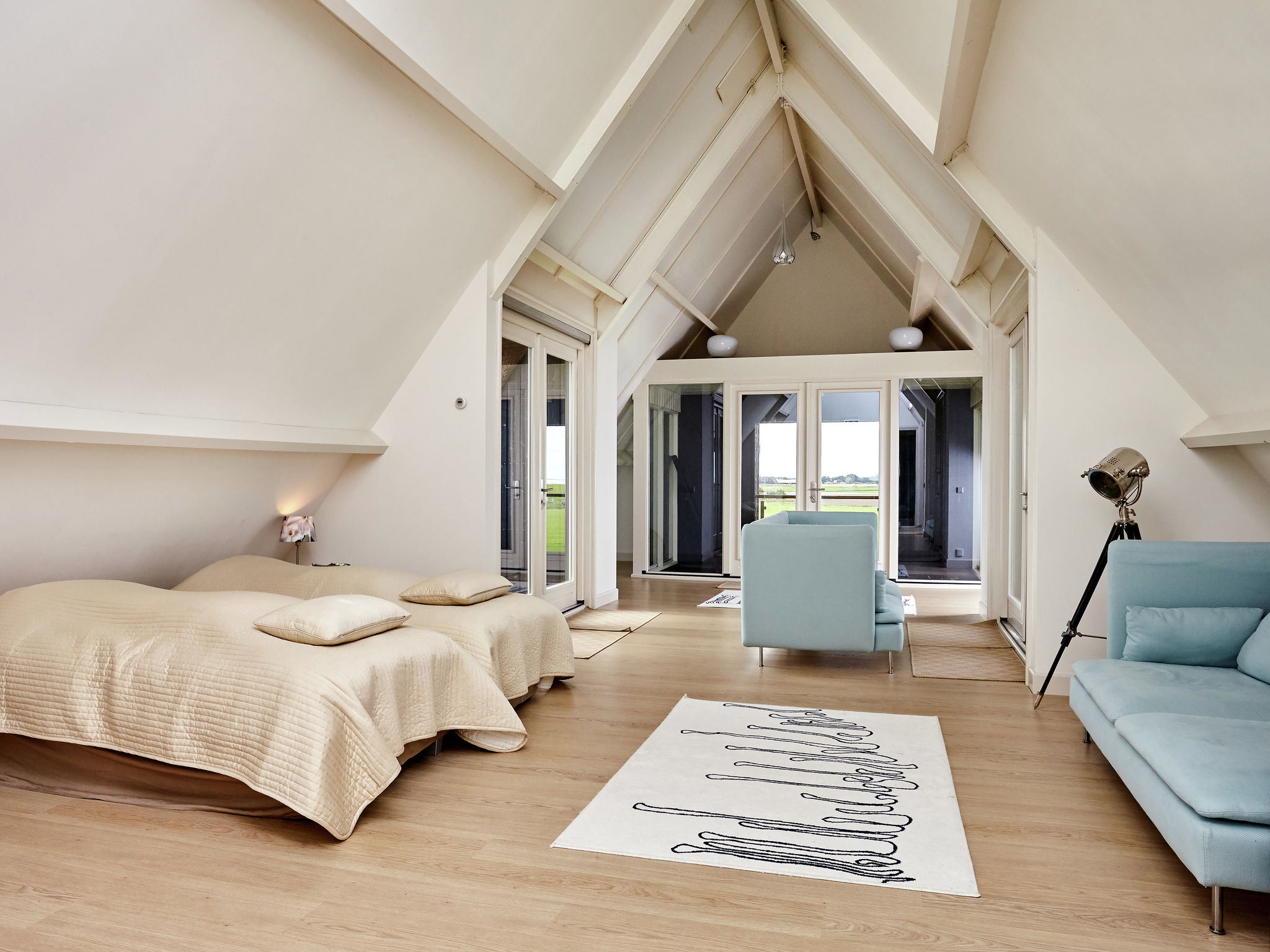 Holland | Friesland | Holiday home Landhuis Wad Anders | all year | BedRoom