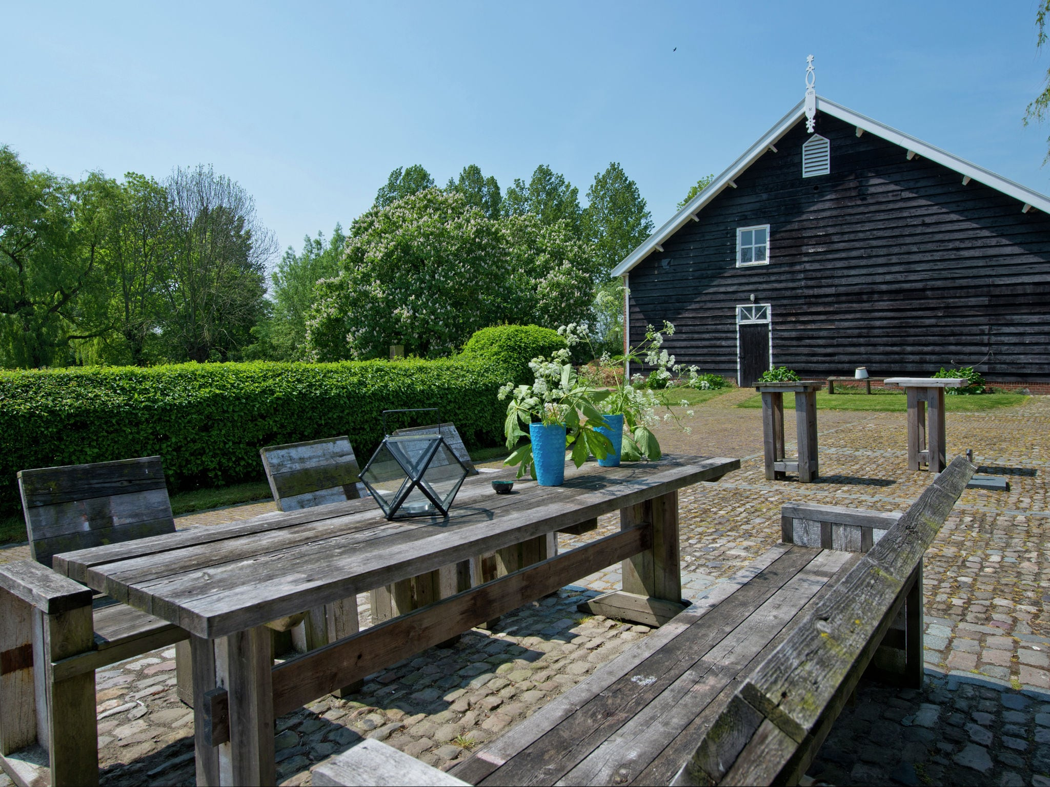 Holland | Zeeland | Holiday home Het Wagenhuys | all year | TerraceBalcony