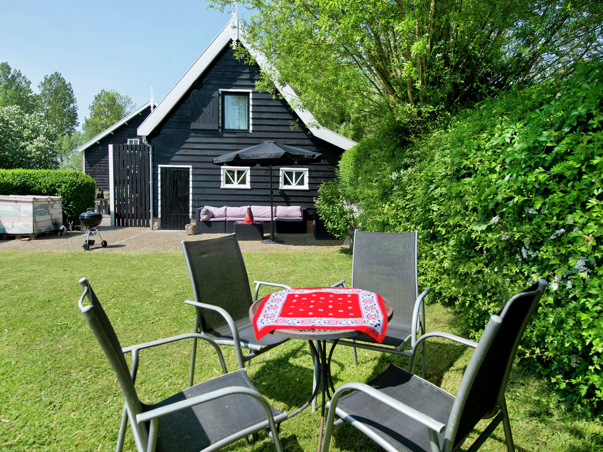 Holland | Zeeland | Holiday home Het Wagenhuys | all year | ExteriorSummer