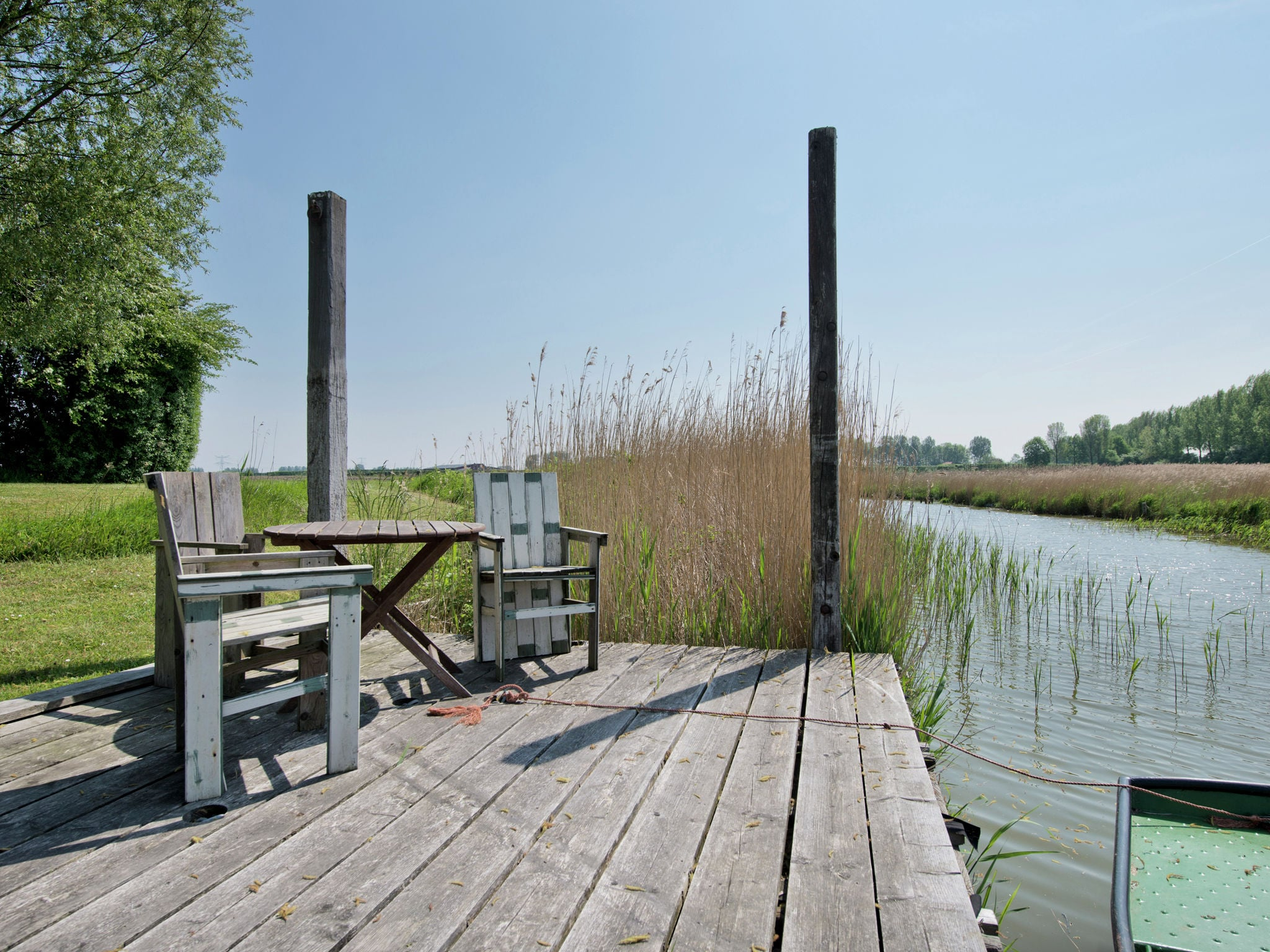 Holland | Zeeland | Holiday home Het Wagenhuys | all year | GardenSummer