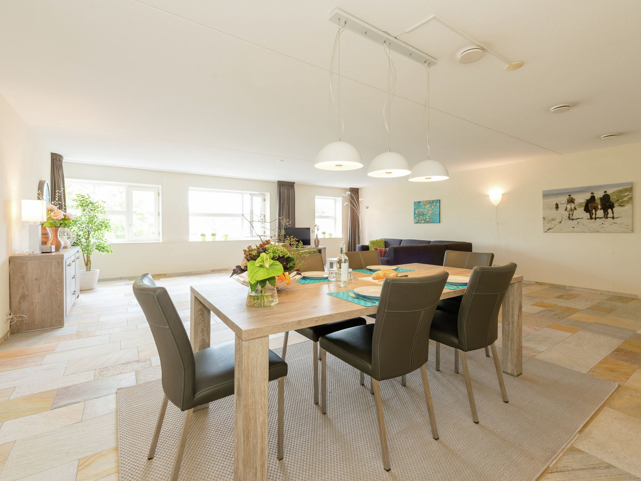 Holland | North Sea Coast North | Holiday home Gezelligheid in Bergen | all year | DiningRoom
