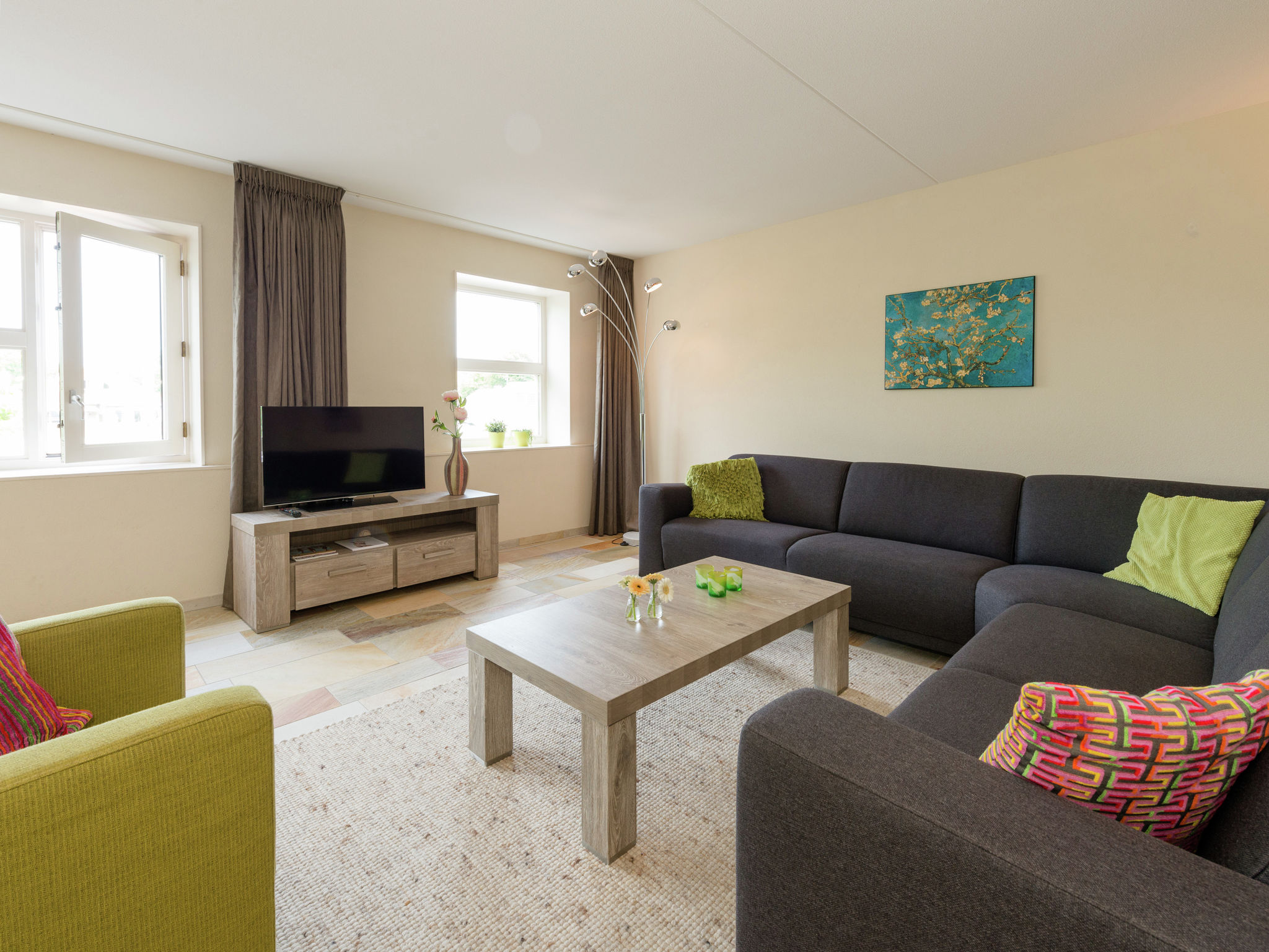 Holland | North Sea Coast North | Holiday home Gezelligheid in Bergen | all year | LivingRoom