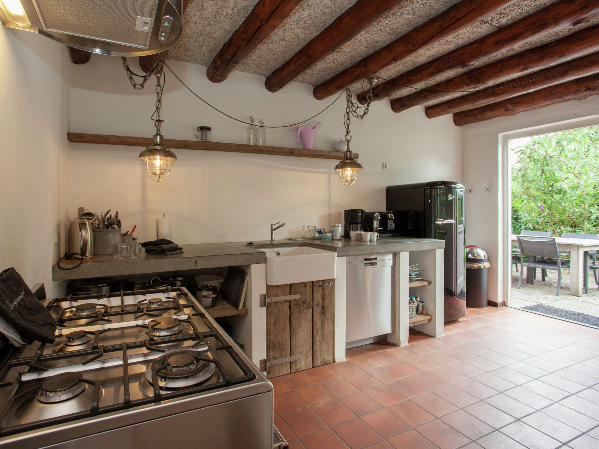 Holland | Noord-Brabant | Holiday home Brabantse Boerderij | all year | Kitchen