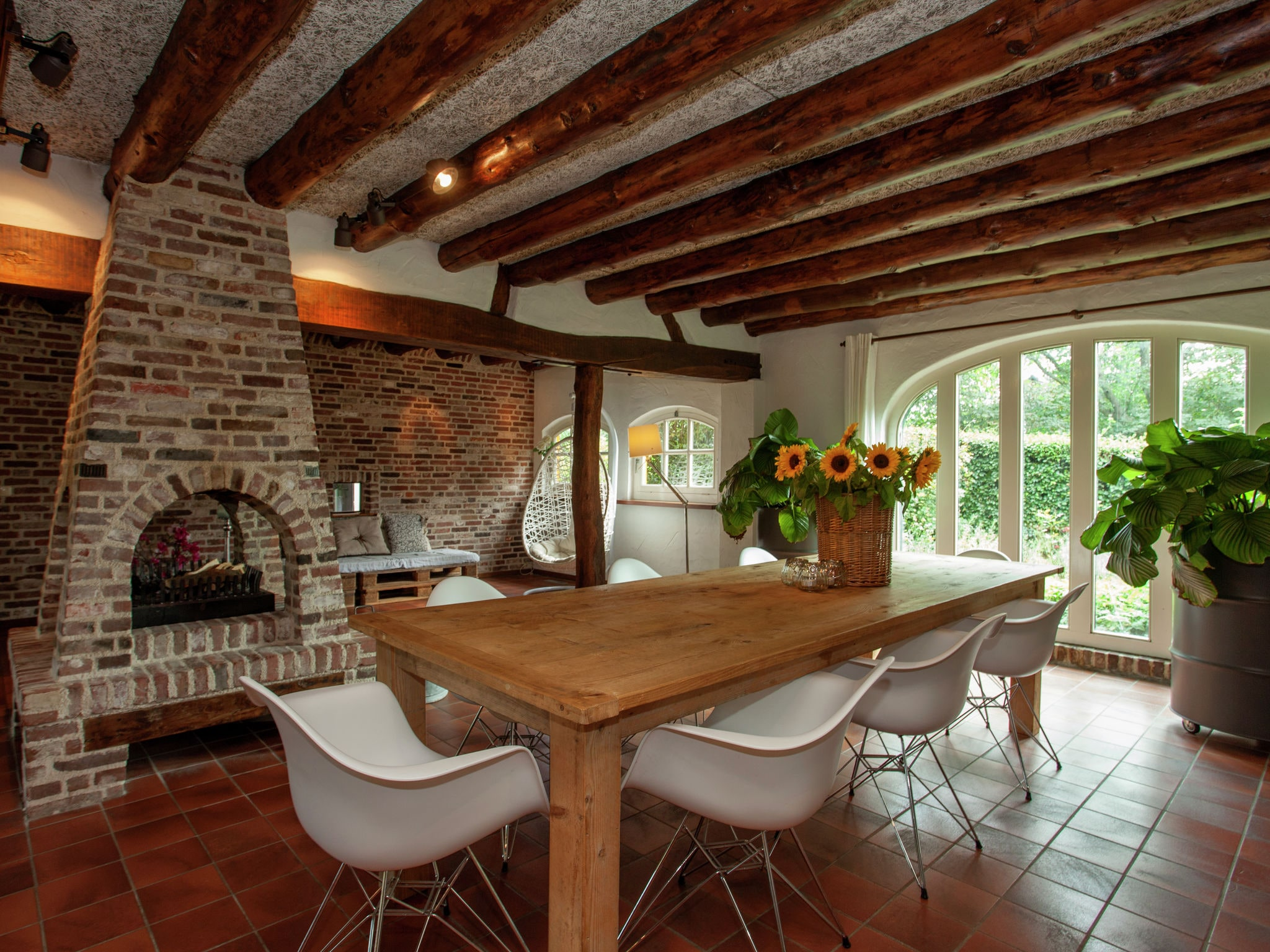 Holland | Noord-Brabant | Holiday home Brabantse Boerderij | all year | DiningRoom
