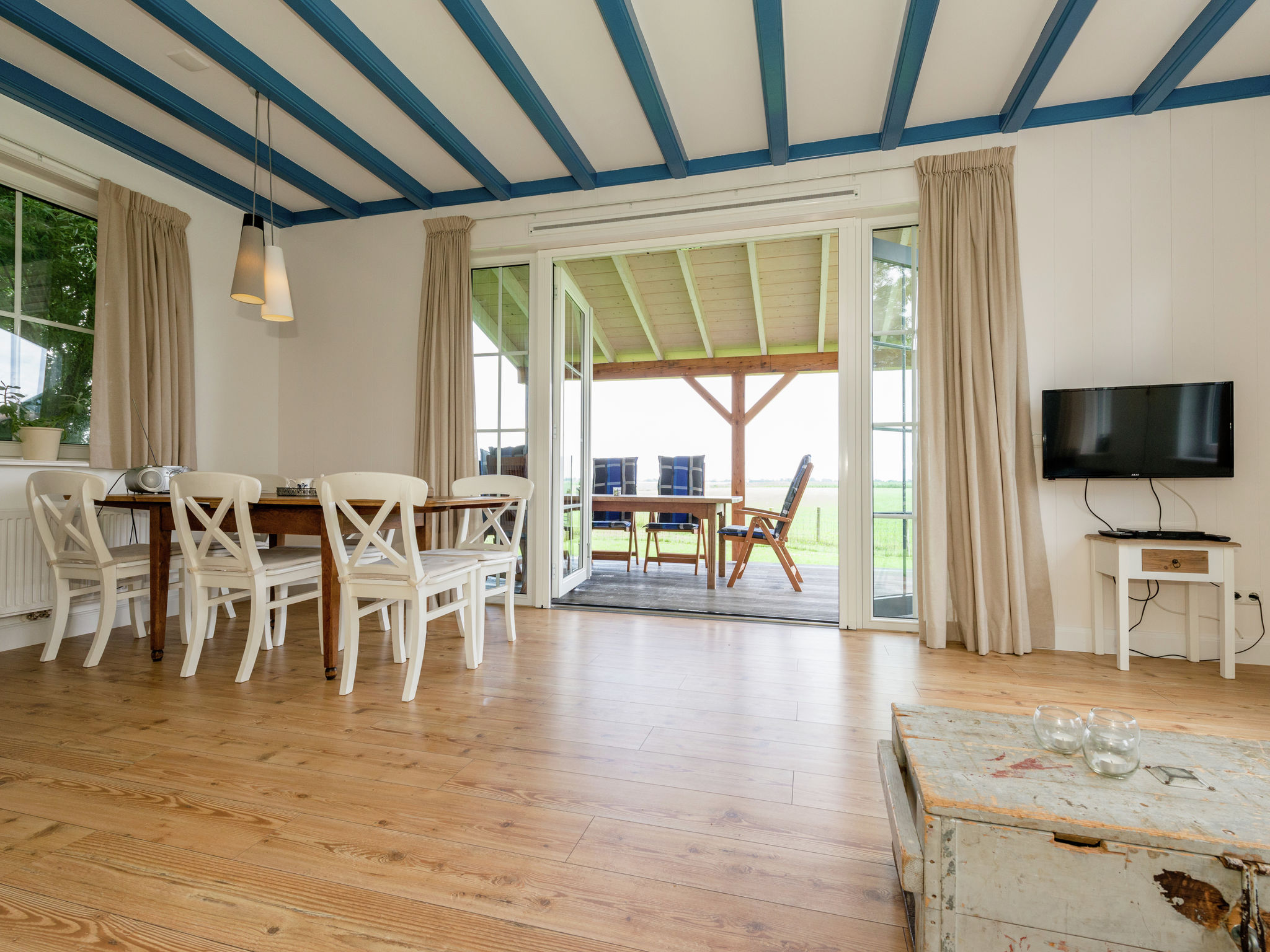 Holland | North Sea Coast North | Holiday home Hofstee | all year | DiningRoom