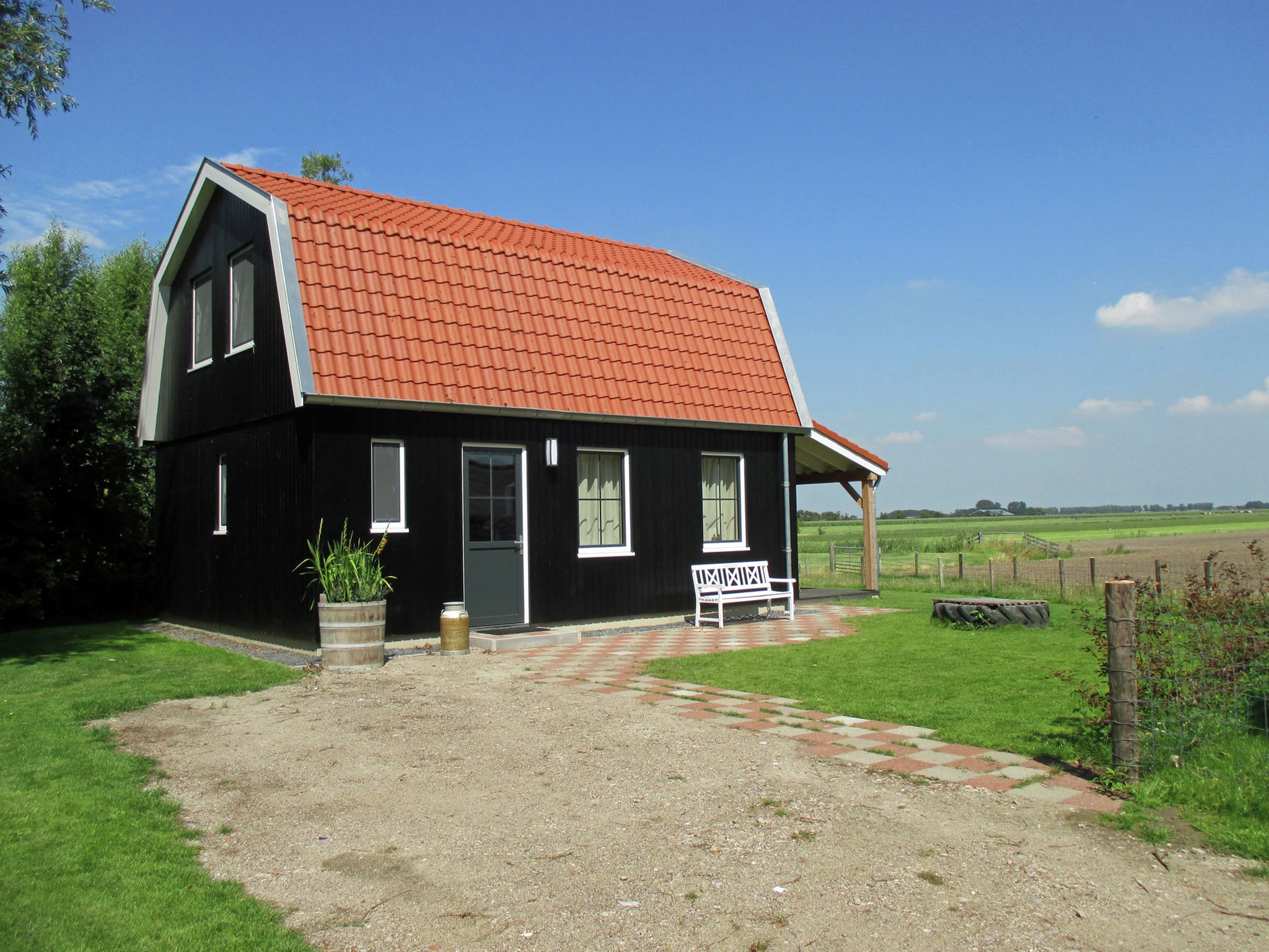 Holland | North Sea Coast North | Holiday home Hofstee | all year | ExteriorSummer