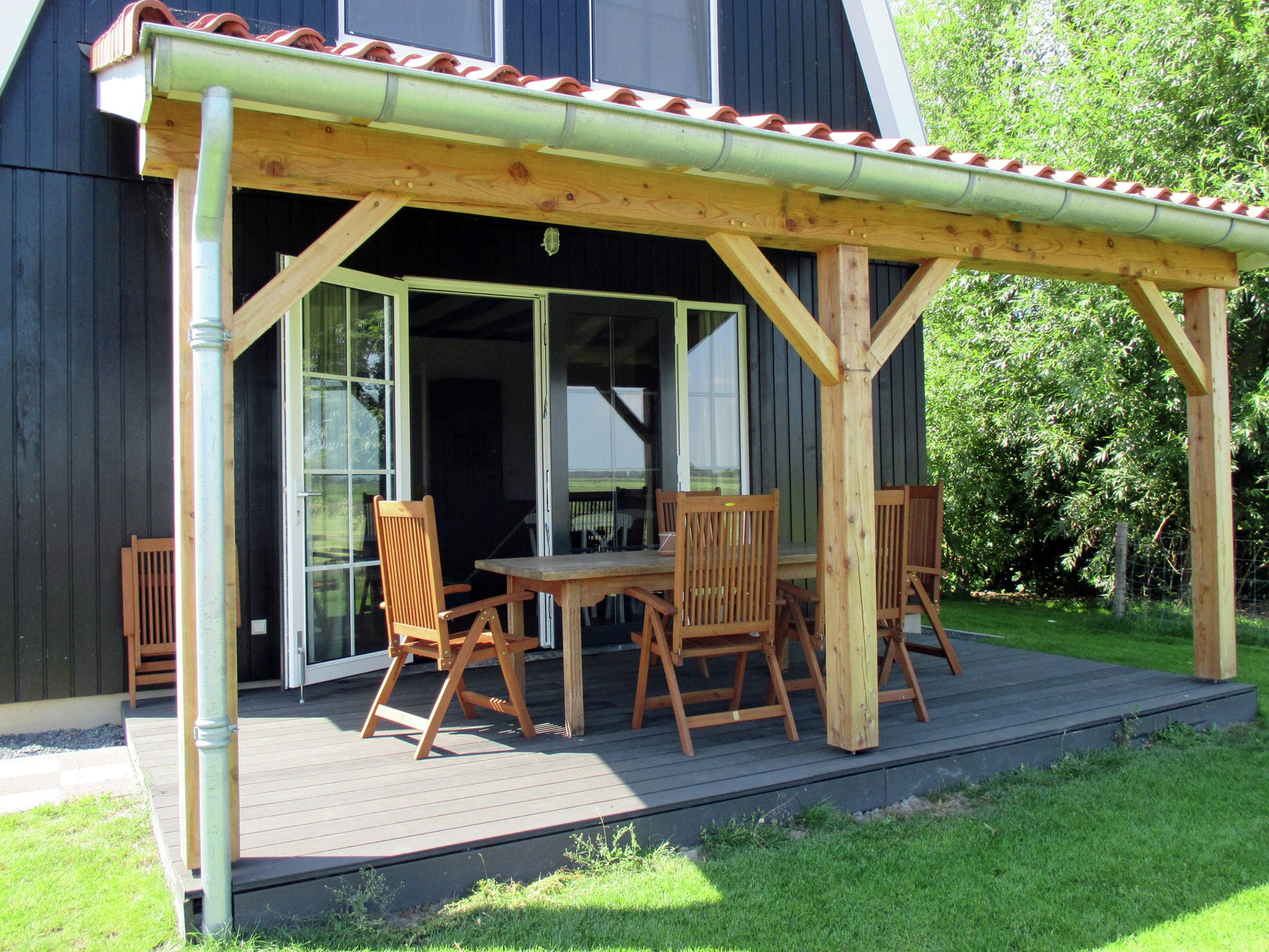 Holland | North Sea Coast North | Holiday home Hofstee | all year | GardenSummer