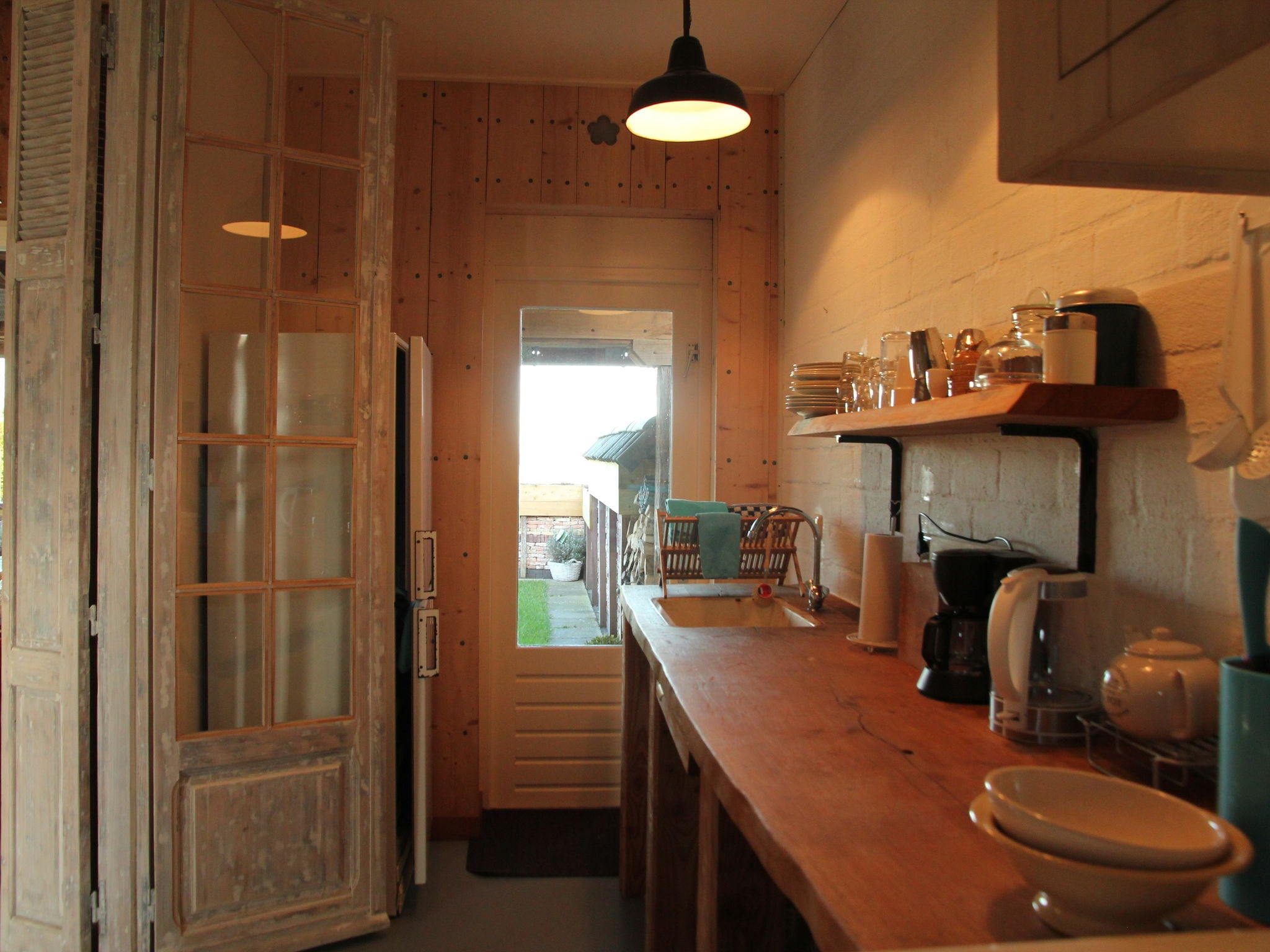 Holland | North Sea Coast North | Holiday home 't Dijkje | all year | Kitchen