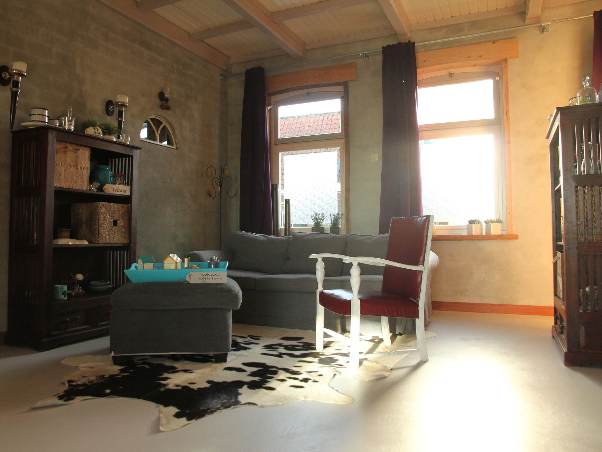 Holland | North Sea Coast North | Holiday home 't Dijkje | all year | LivingRoom