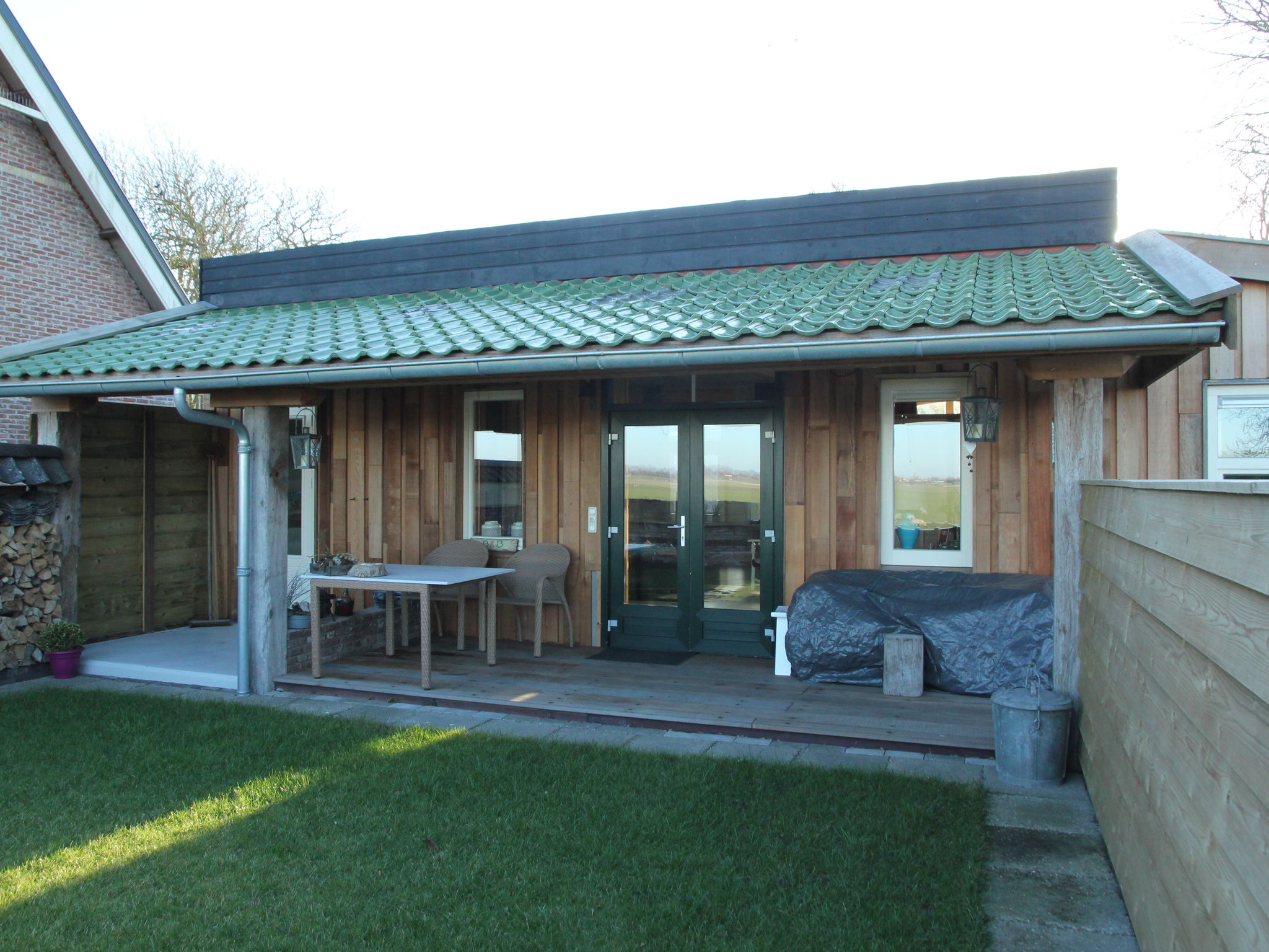 Holland | North Sea Coast North | Holiday home 't Dijkje | all year | GardenSummer