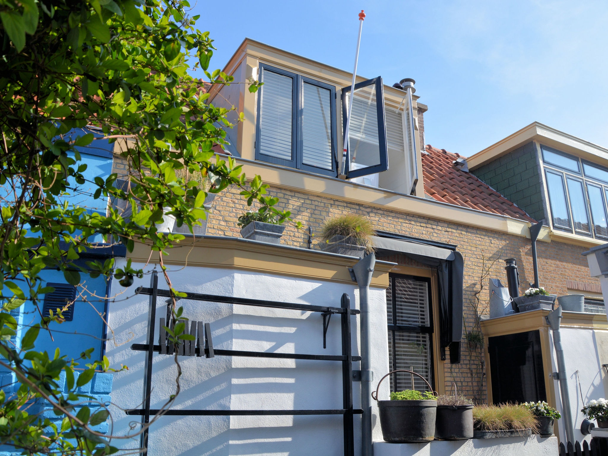 Holland | North Sea Coast South | Holiday home Parel Aan Zee | all year | ExteriorSummer