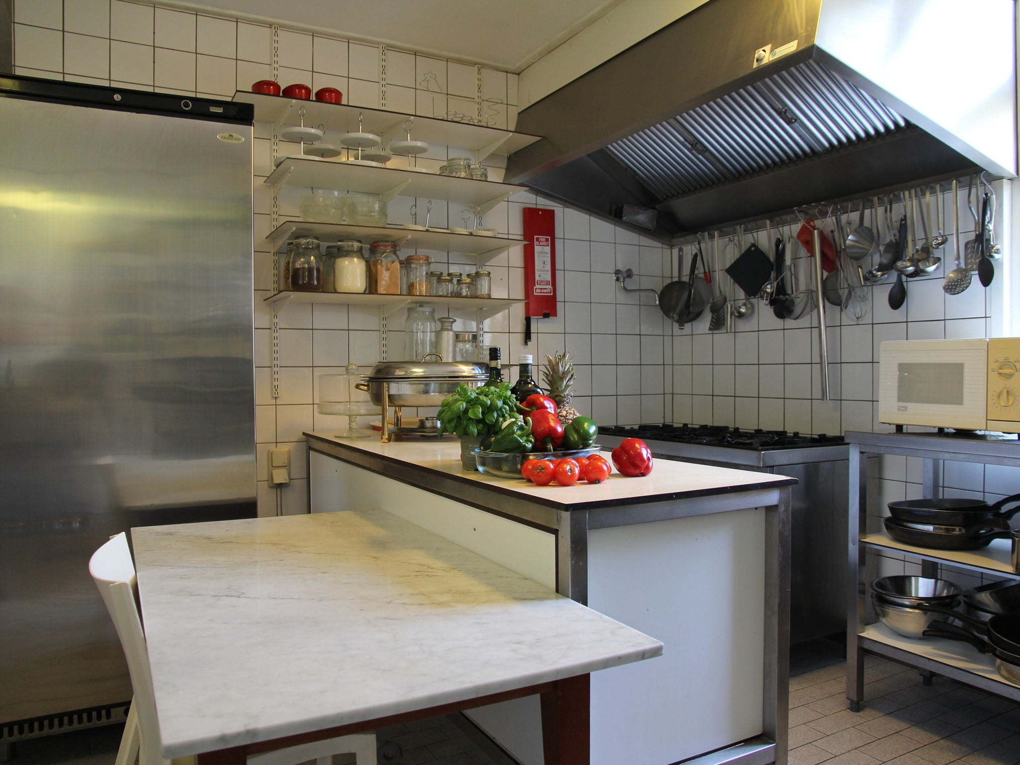 Holland | North Sea Coast North | Holiday home Warm Bergen | all year | Kitchen