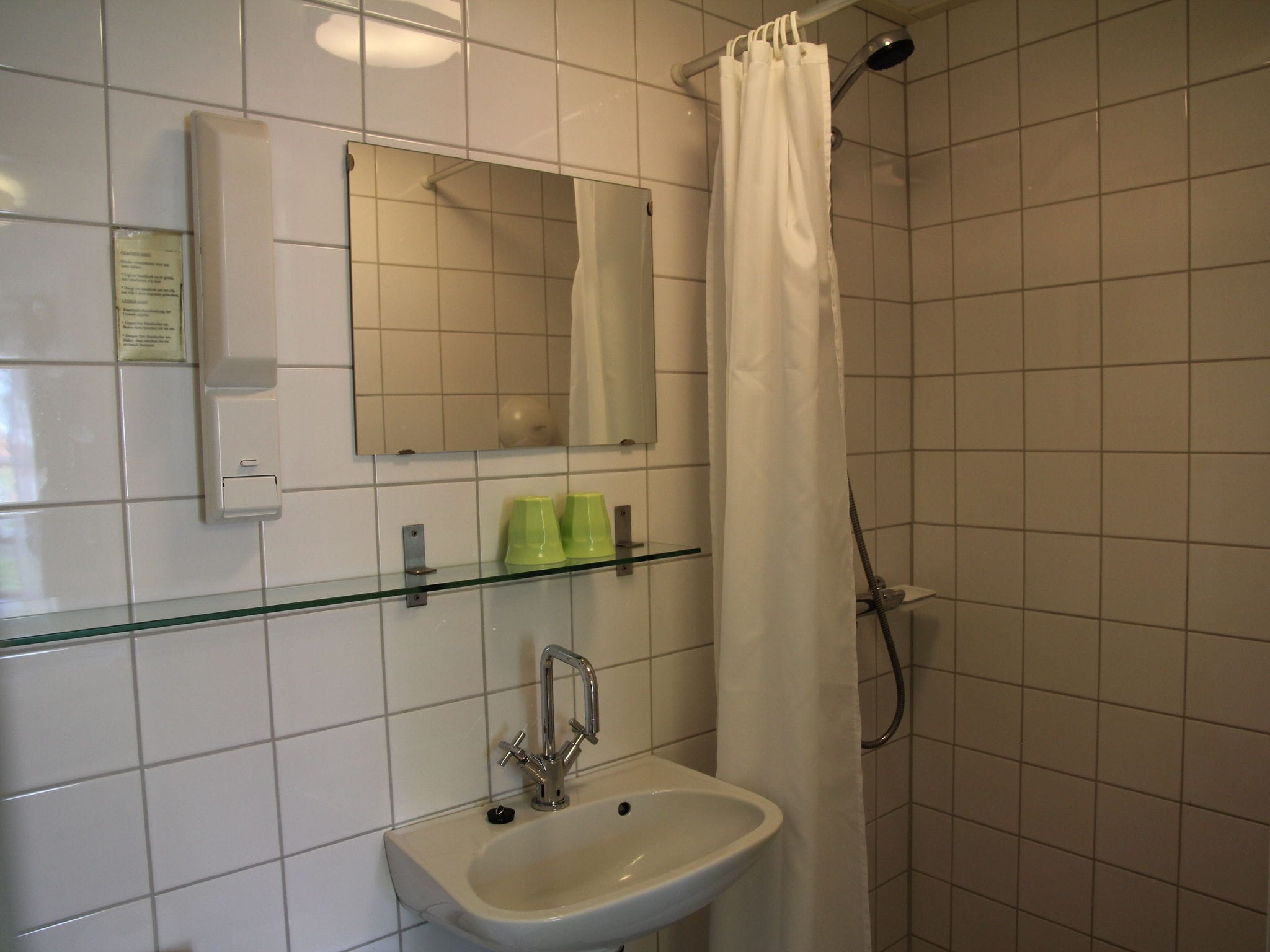 Holland | North Sea Coast North | Holiday home Warm Bergen | all year | BathRoom