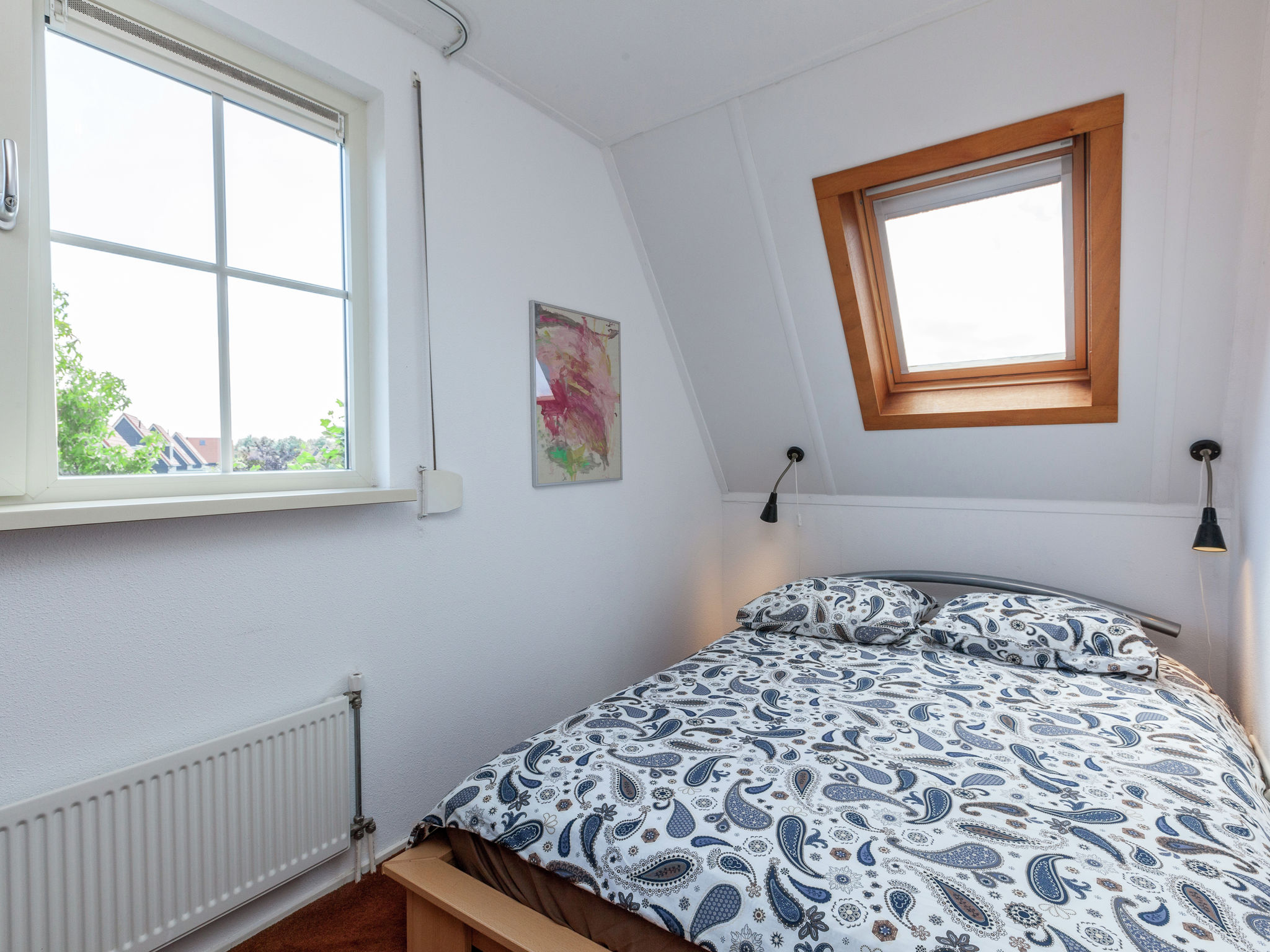 Holland | North Sea Coast South | Holiday home Drie Provinciepunt | all year | BedRoom