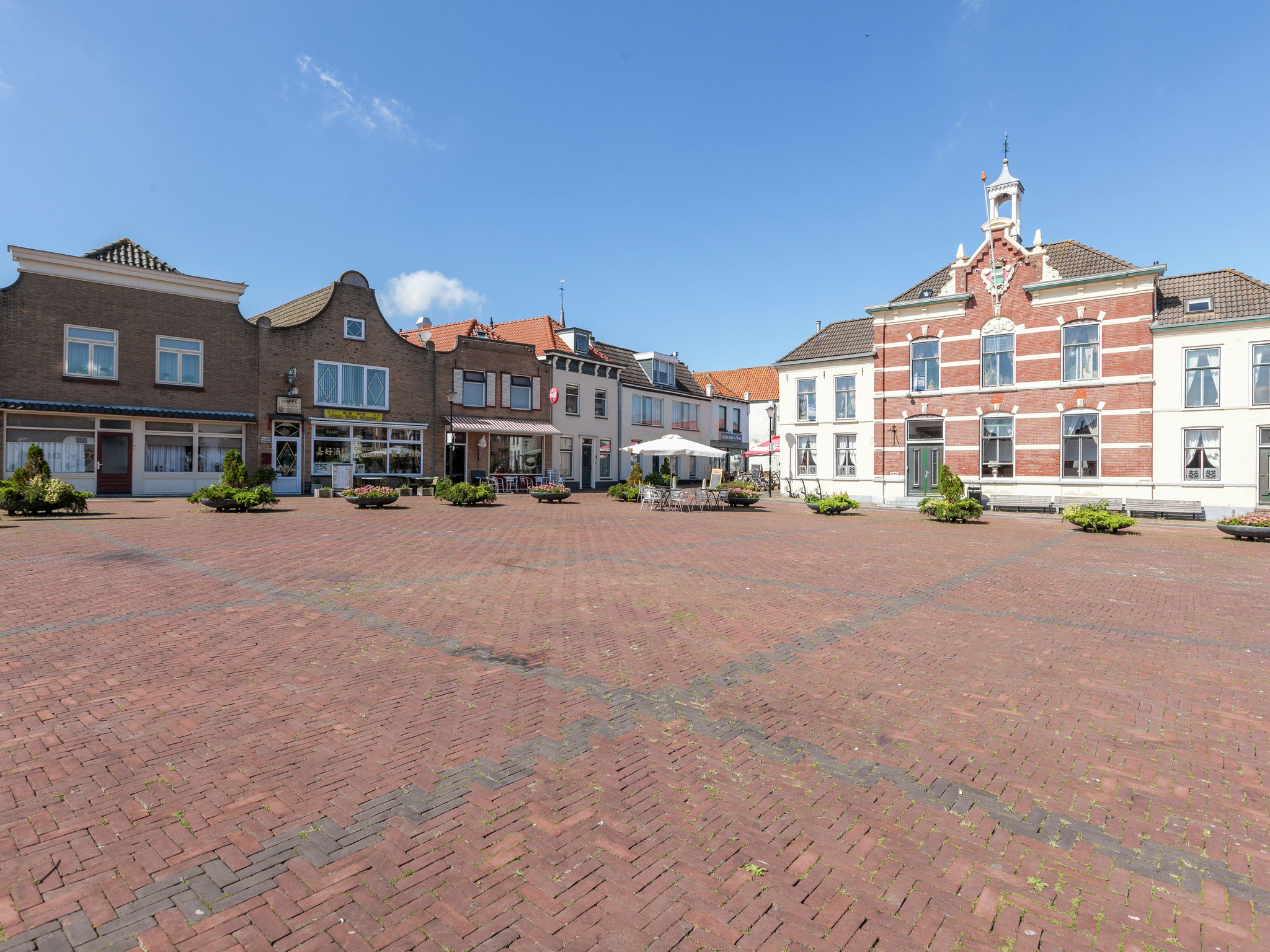 Holland | North Sea Coast South | Holiday home Drie Provinciepunt | all year | AreaSummer5KM