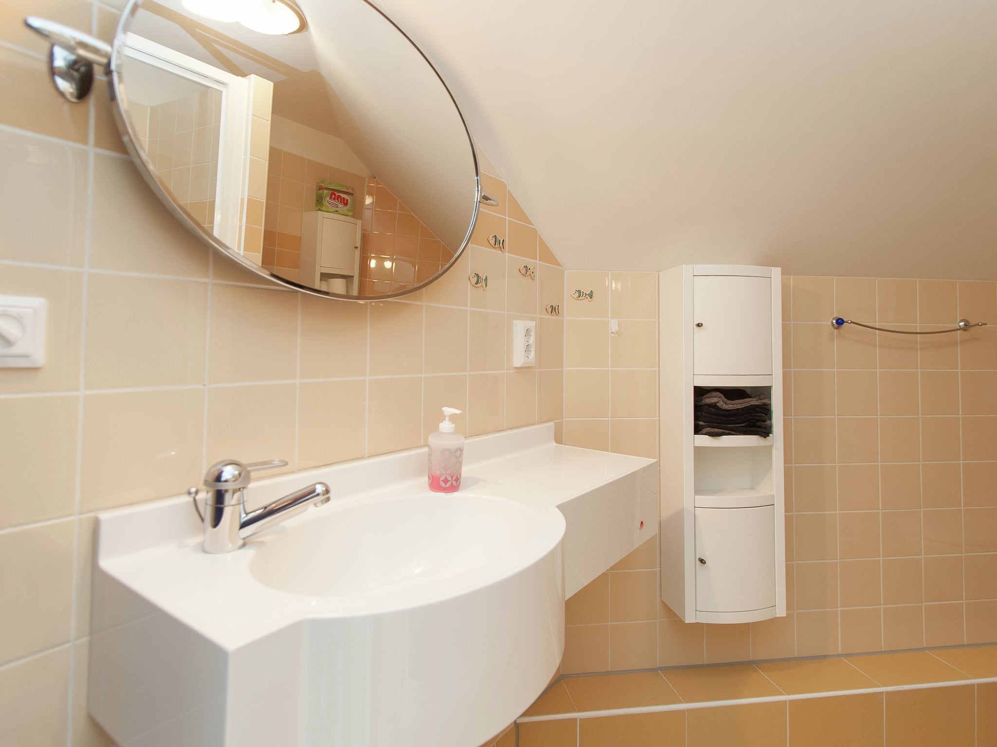 Holland | North Sea Coast North | Holiday home Deja Vu | all year | BathRoom