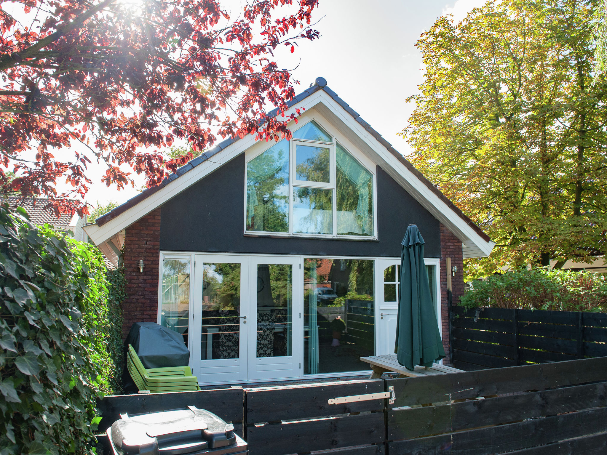 Holland | North Sea Coast North | Holiday home Wellness Home | all year | ExteriorSummer