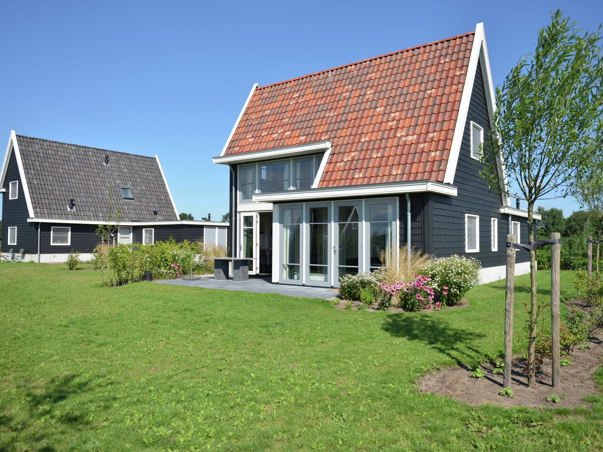 Holland | Overijssel | Holiday home Waterresort Bodelaeke - Ruimte aan 't Water | all year | GardenSummer