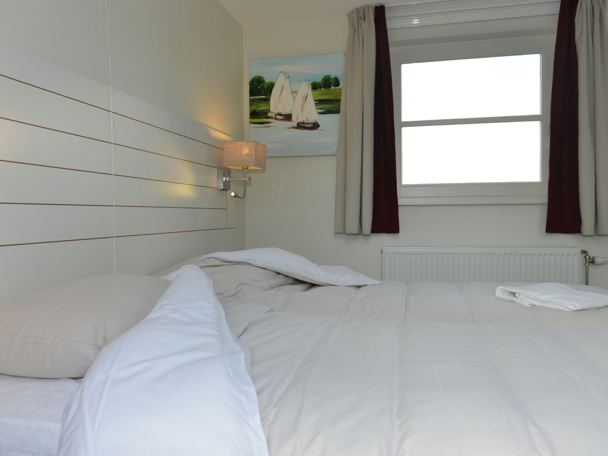 Holland | Overijssel | Holiday home Waterresort Bodelaeke - Ruimte aan 't Water | all year | BedRoom