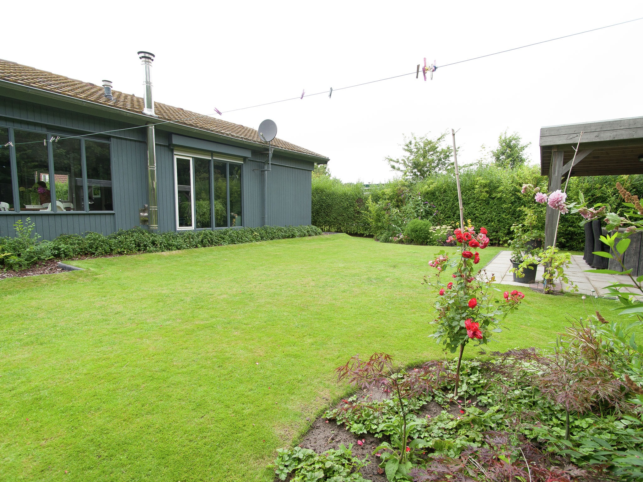 Holland | North Sea Coast North | Holiday home Zonnekeizer | all year | GardenSummer