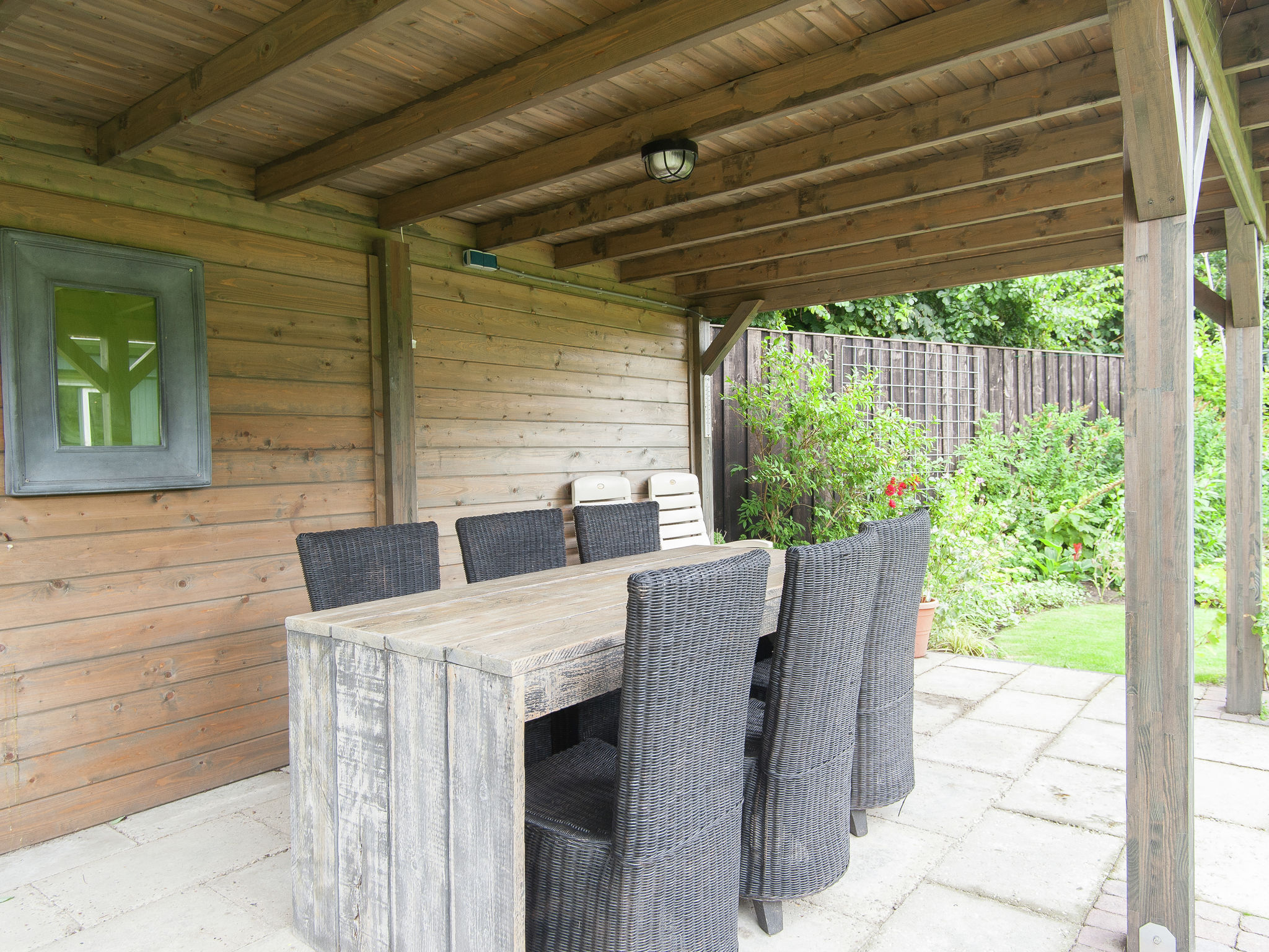 Holland | North Sea Coast North | Holiday home Zonnekeizer | all year | TerraceBalcony