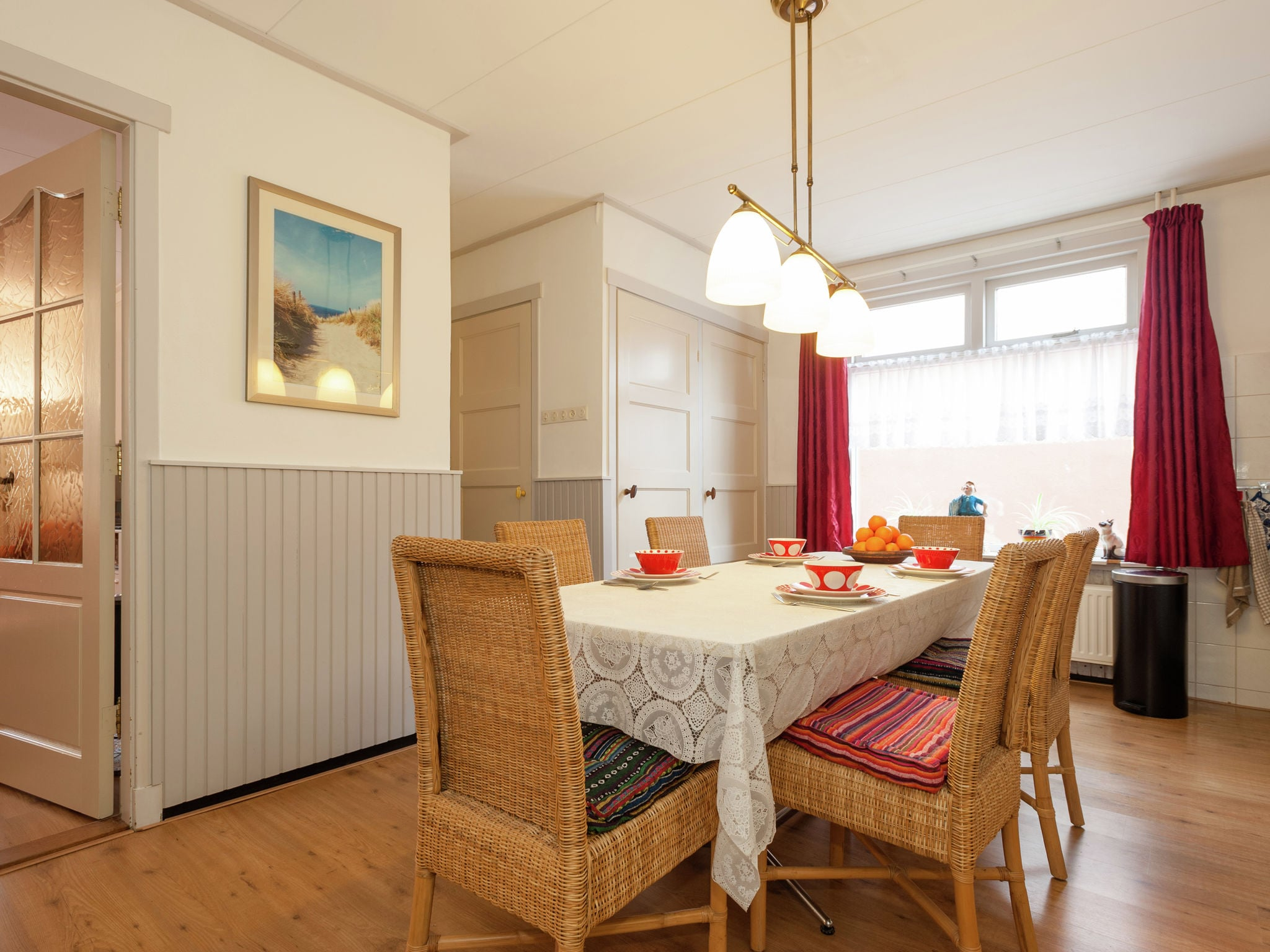 Holland | North Sea Coast North | Holiday home Valhalla | all year | DiningRoom