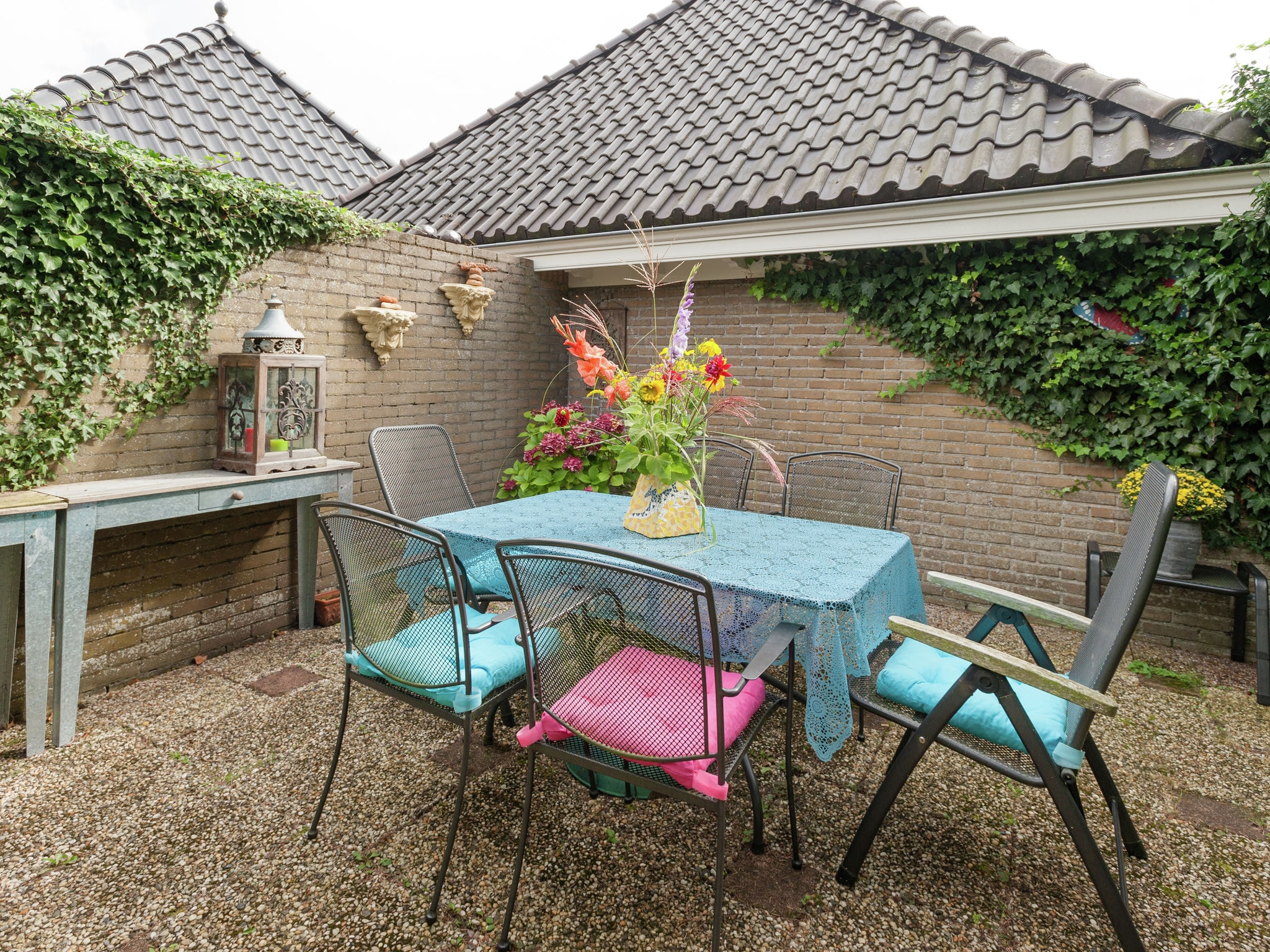 Holland | North Sea Coast North | Holiday home Valhalla | all year | TerraceBalcony