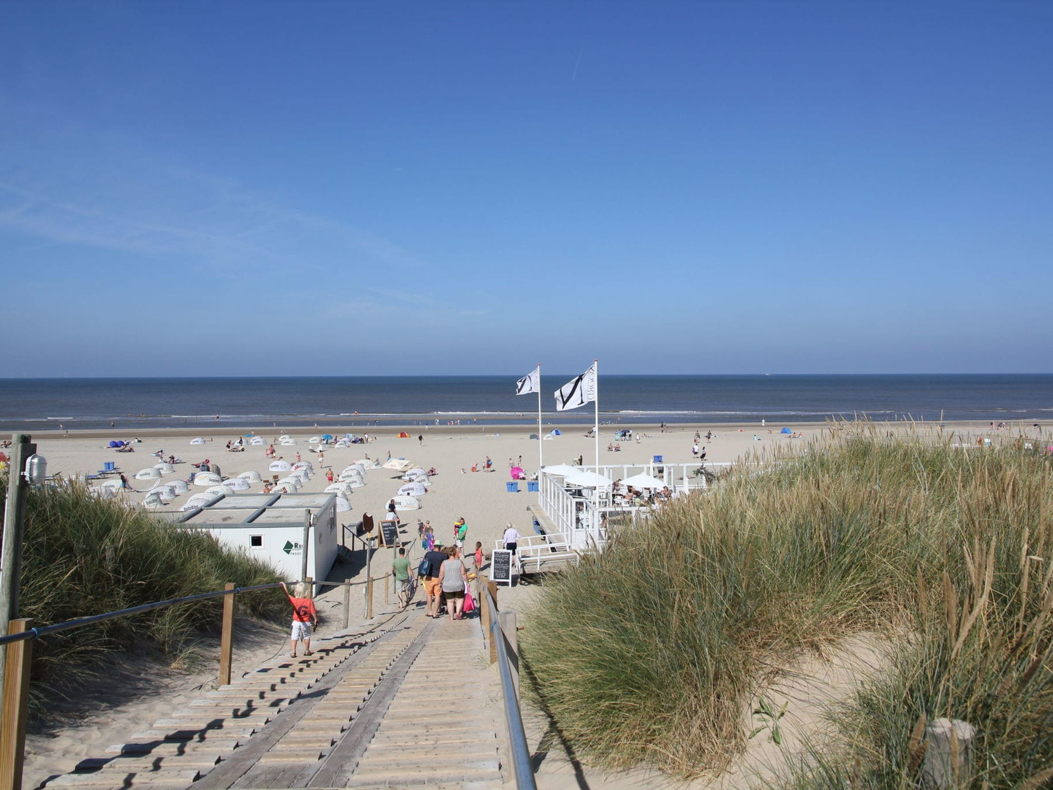 Holland | North Sea Coast North | Holiday home Valhalla | all year | AreaSummer5KM