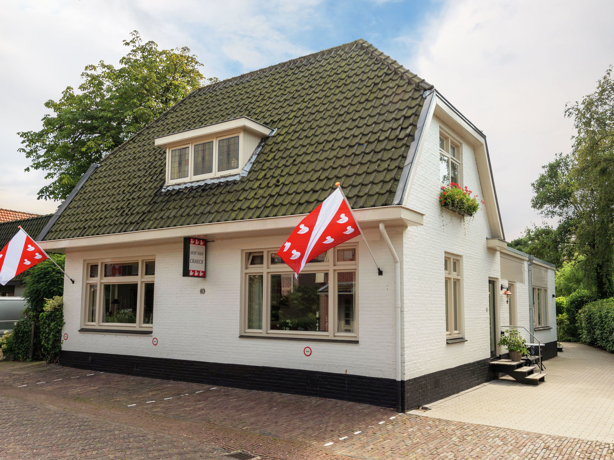 Holland | North Sea Coast North | Holiday home Hof van Craeck I | all year | ExteriorSummer