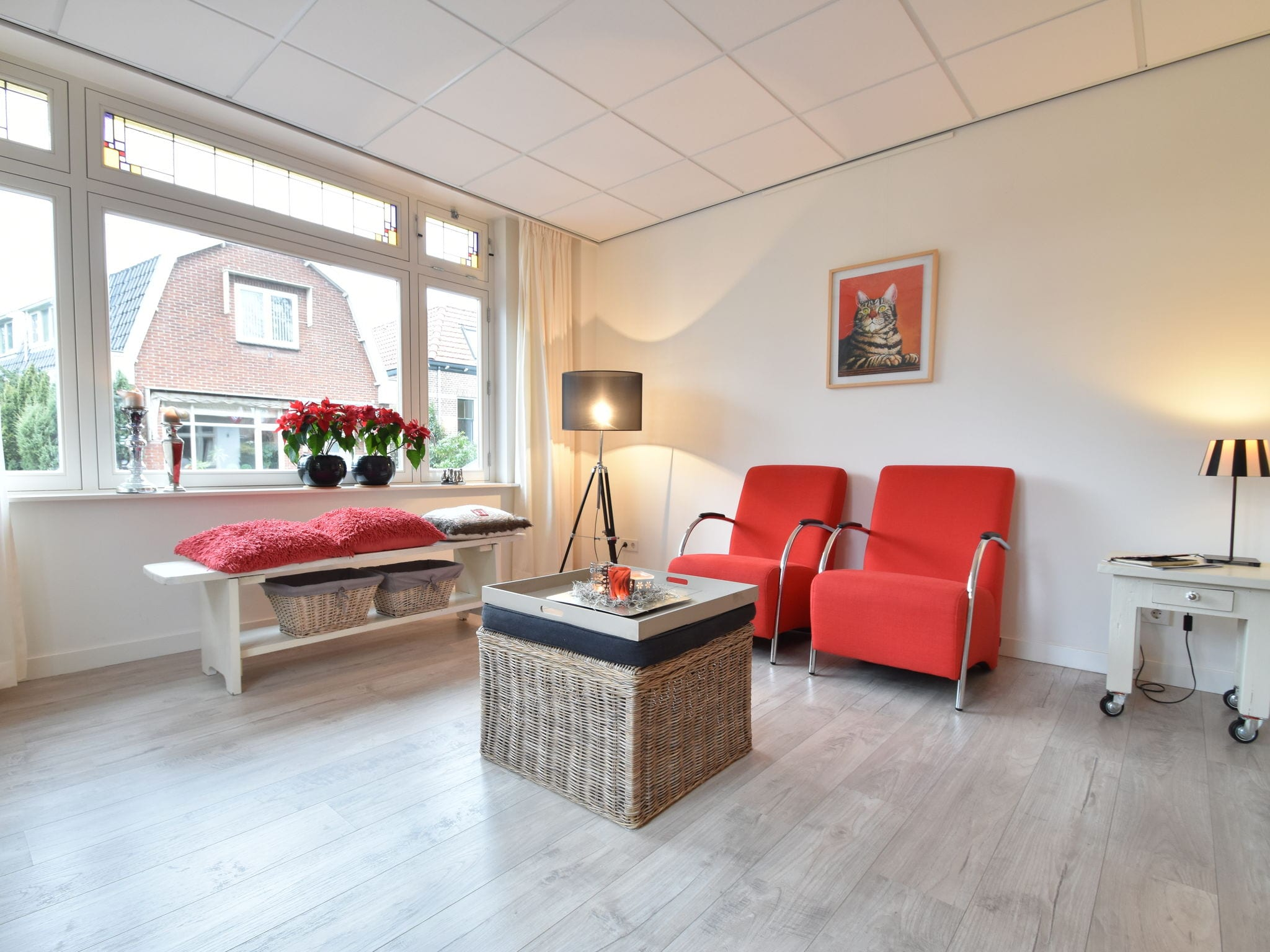 Holland | North Sea Coast North | Holiday home Hof van Craeck I | all year | LivingRoom