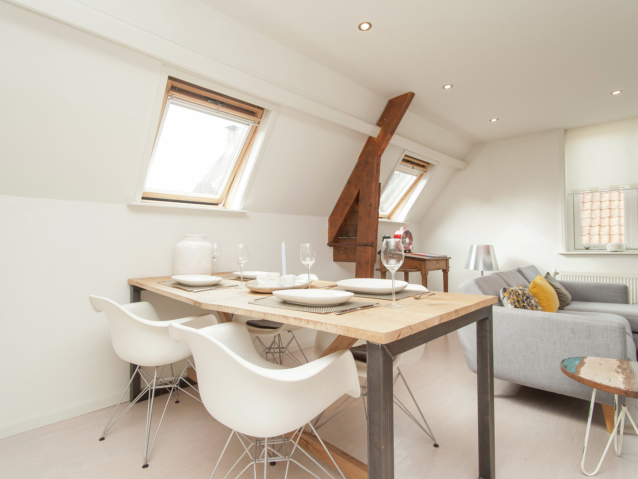 Holland | North Sea Coast North | Holiday home Hartje de Rijp | all year | DiningRoom