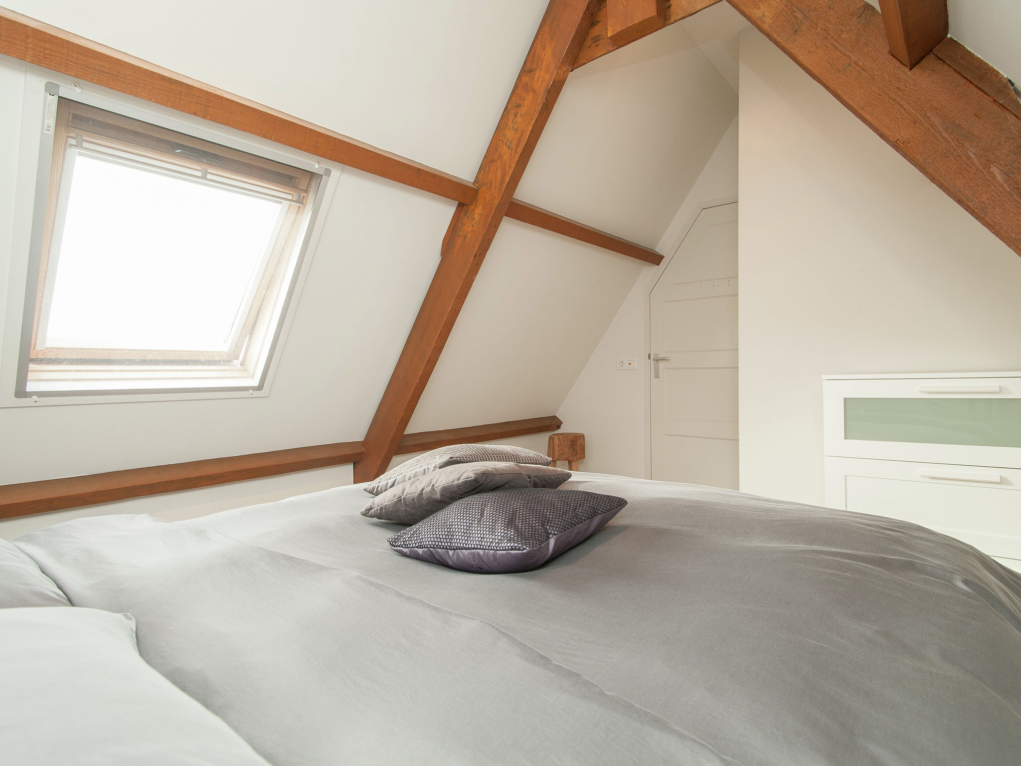 Holland | North Sea Coast North | Holiday home Hartje de Rijp | all year | BedRoom