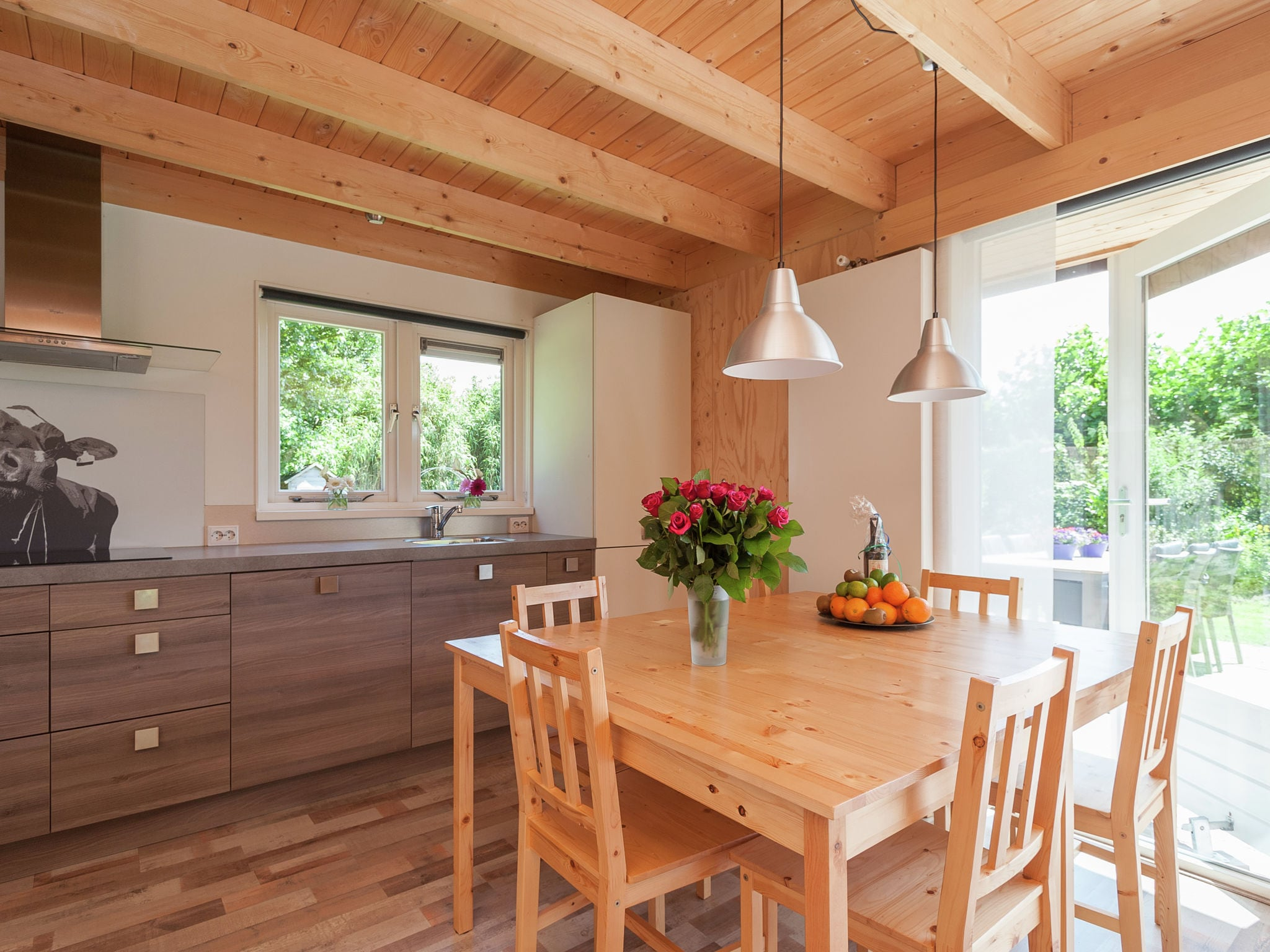 Holland | North Sea Coast North | Holiday home Alle Tijd | all year | DiningRoom