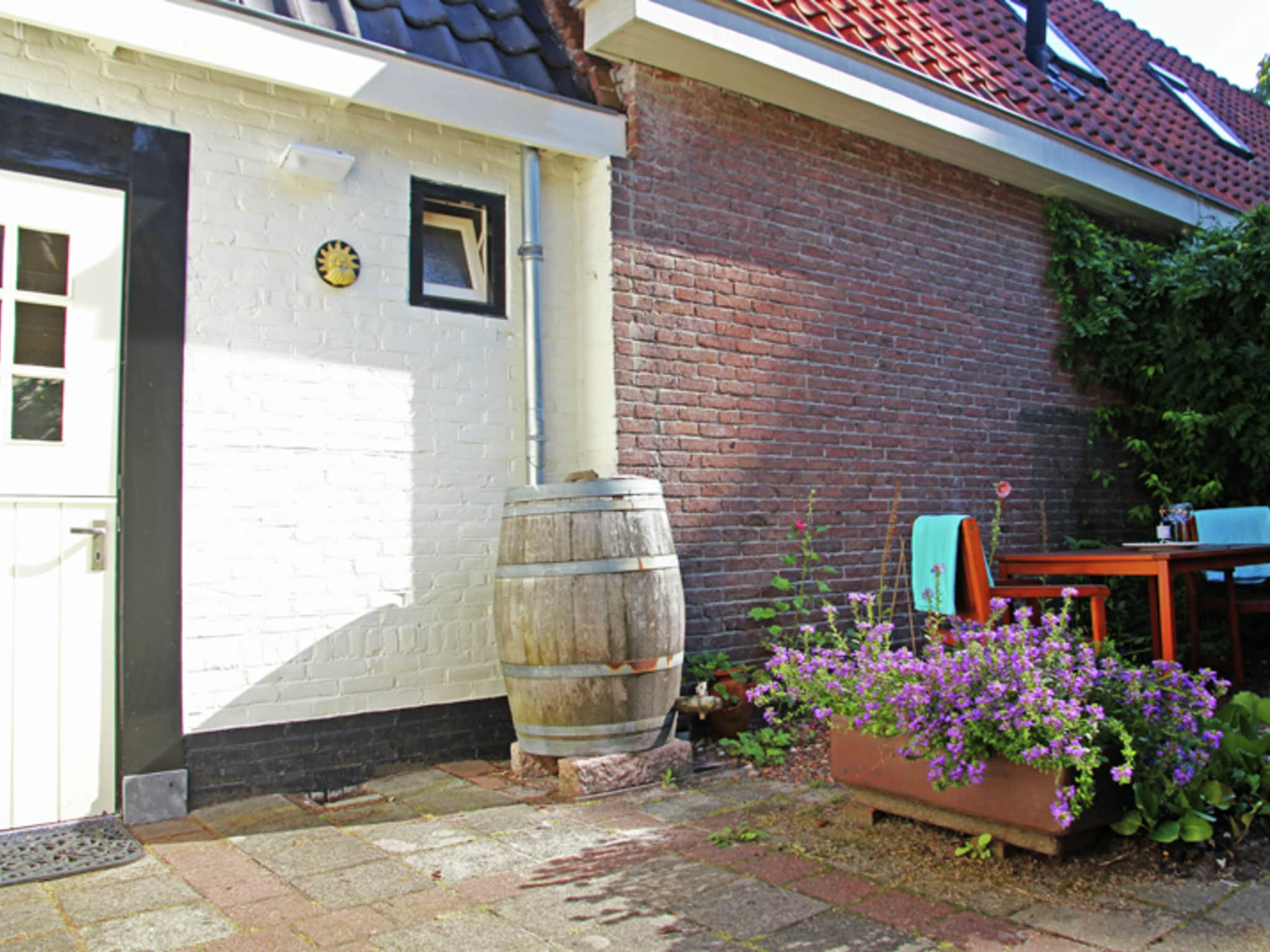 Holland | North Sea Coast North | Holiday home De Berken | all year | ExteriorSummer