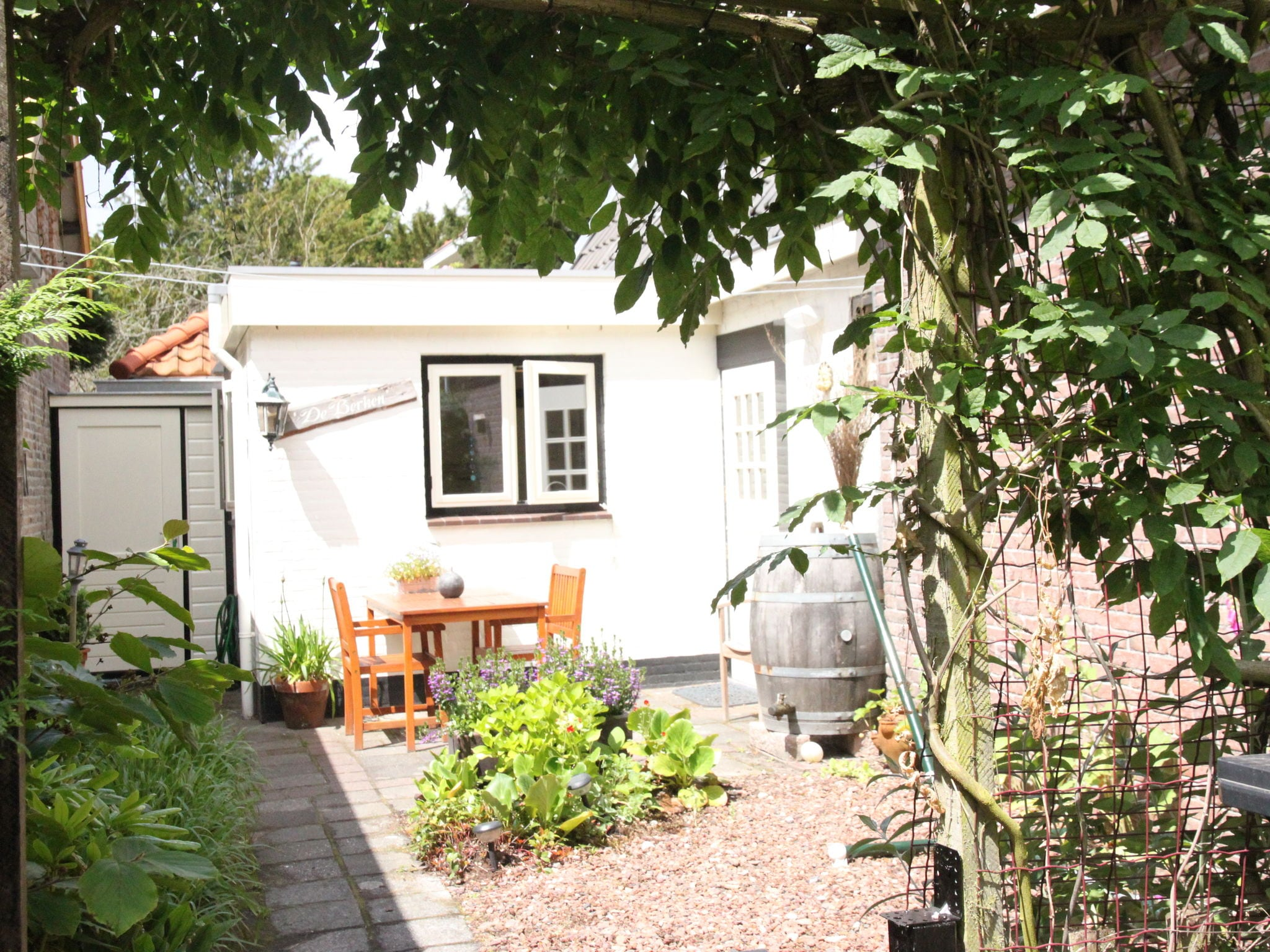 Holland | North Sea Coast North | Holiday home De Berken | all year | GardenSummer